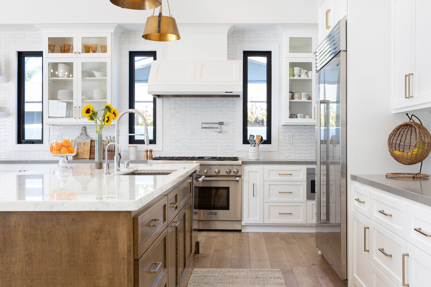 This Is Now the Most Popular Feature in Kitchen Remodels