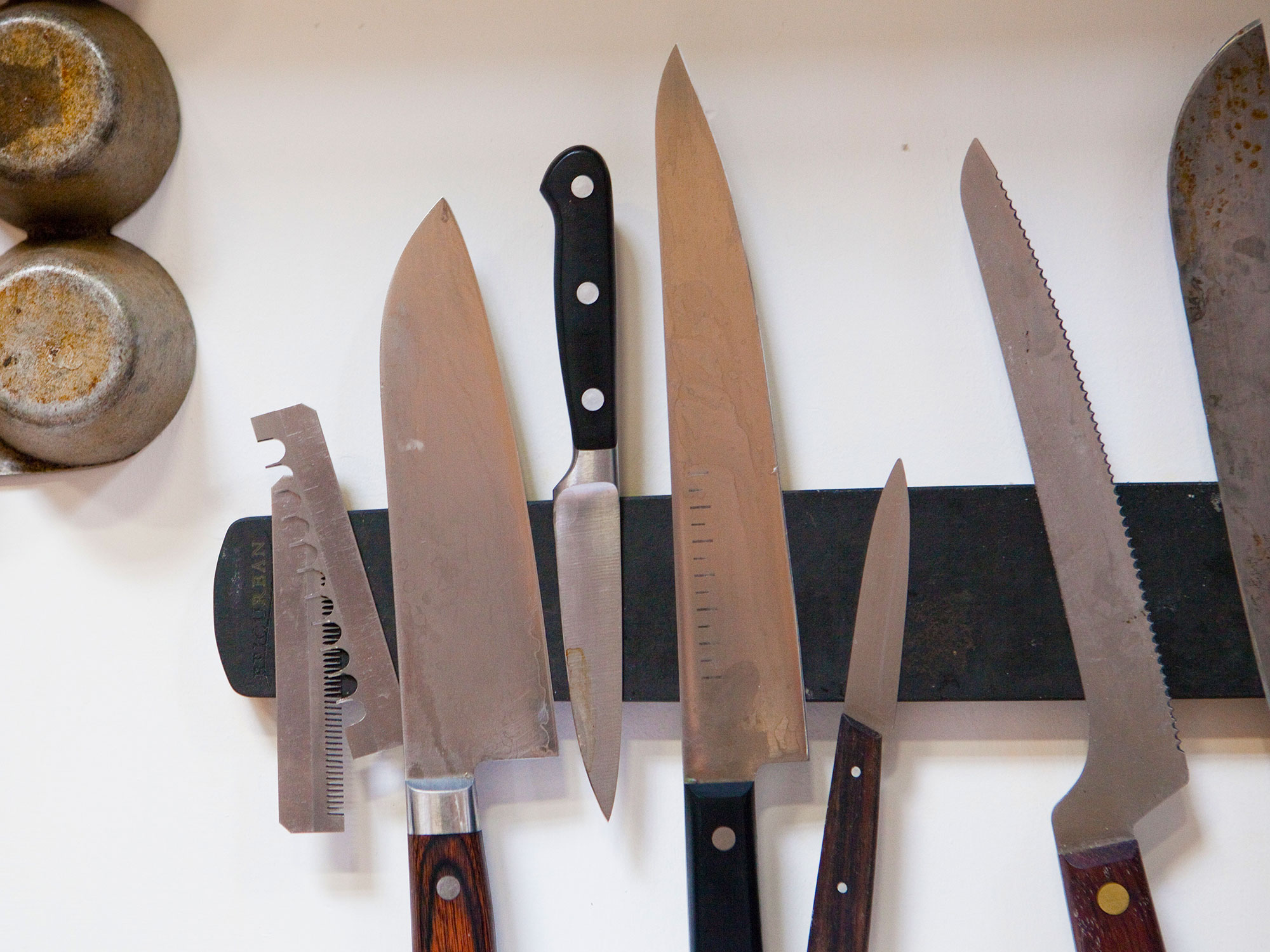 You Are (Probably) Ruining Your Kitchen Knives—Here's How to Stop