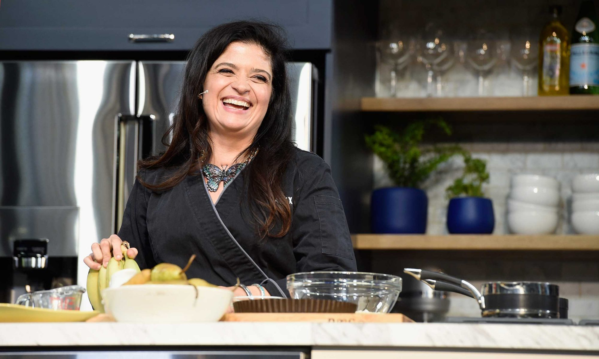 EC: Alex Guarnaschelli Wants Pumpkin Pie in Her Pumpkin Spice Latte