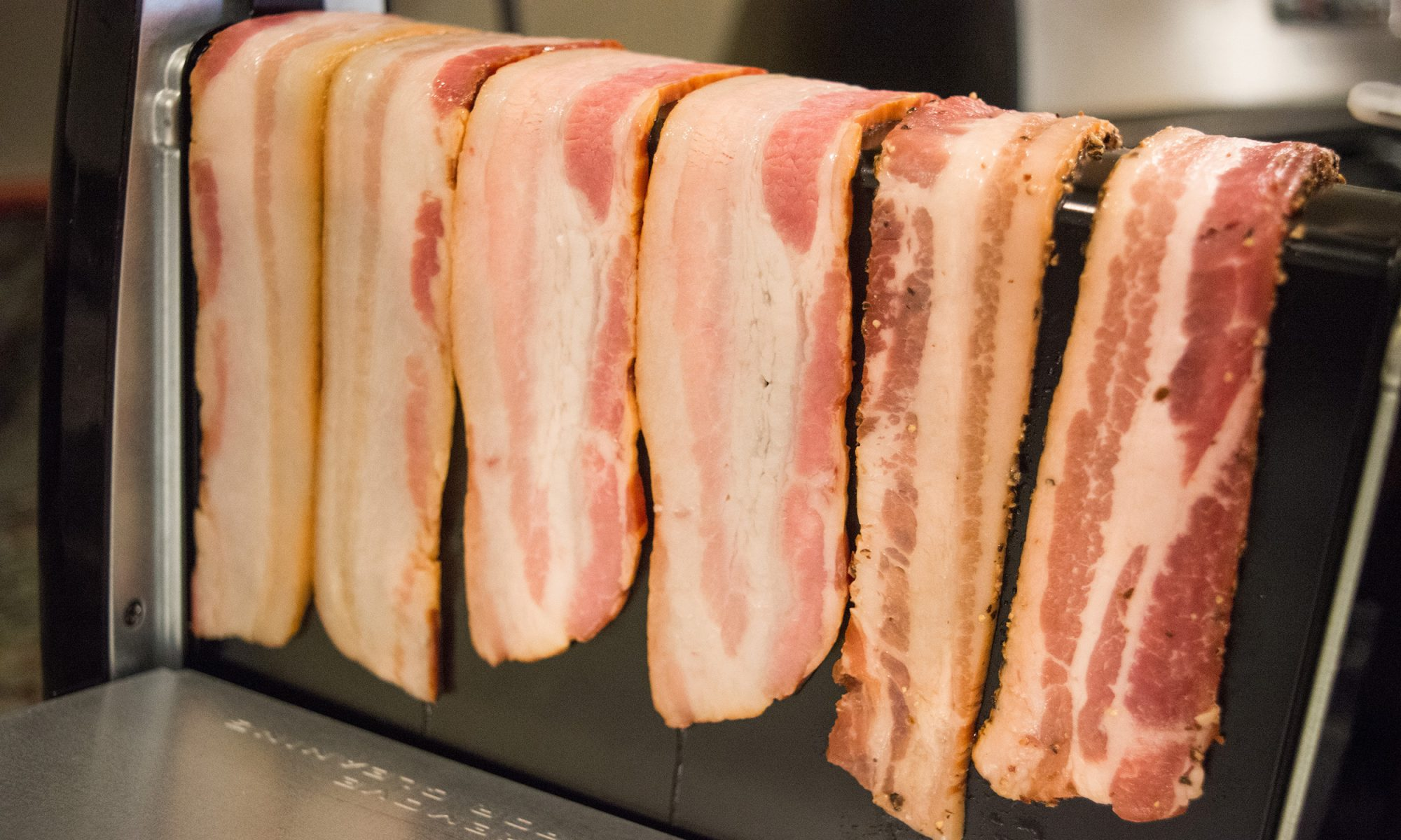 EC: Meet the Bacon Express, the HAL 9000 of Bacon Cookers