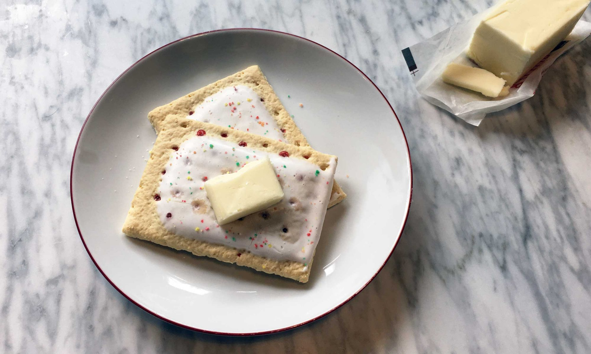EC: Someone Called the Police Over This Pop-Tart Sandwich