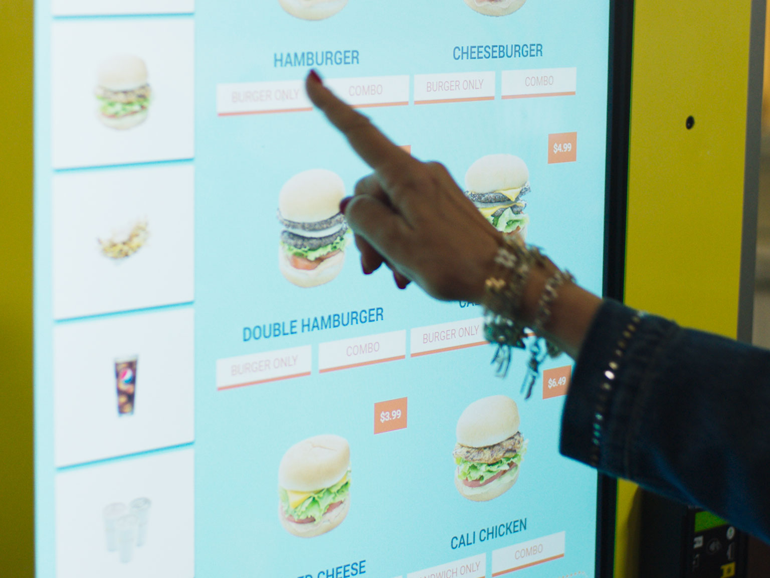 EC: You Can Now Pay with Your Face at This Burger Chain