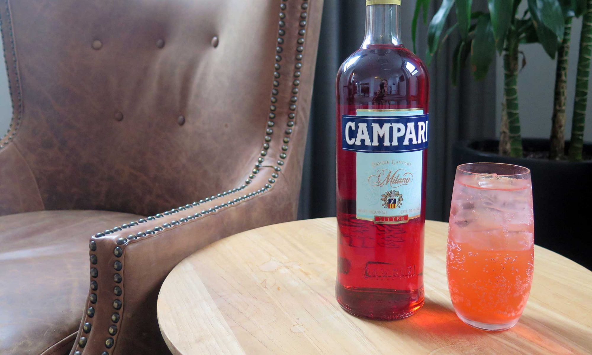 EC: What to Make with Campari When You're Sick of Negronis