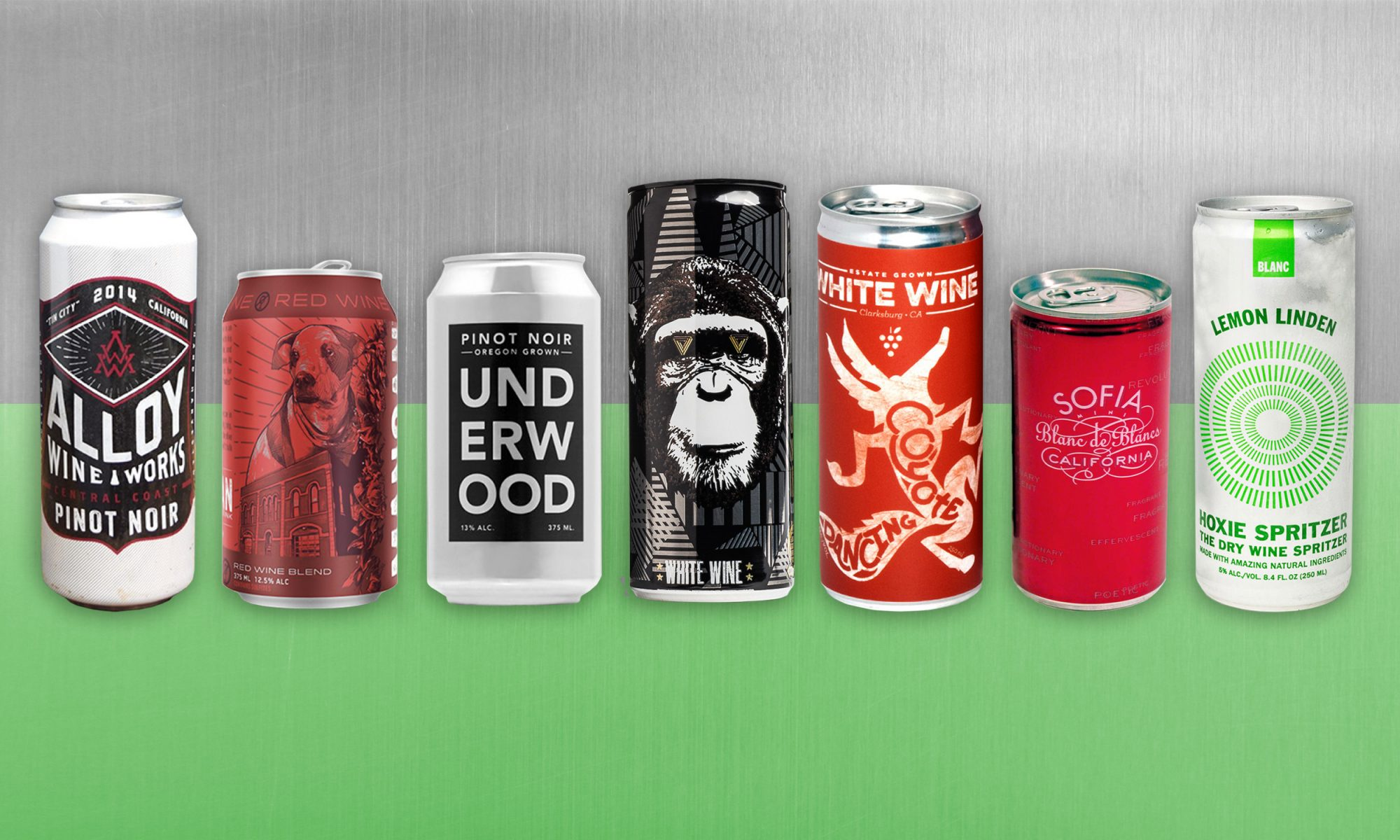 EC: The Best and Worst Canned Wines for Public Drinking
