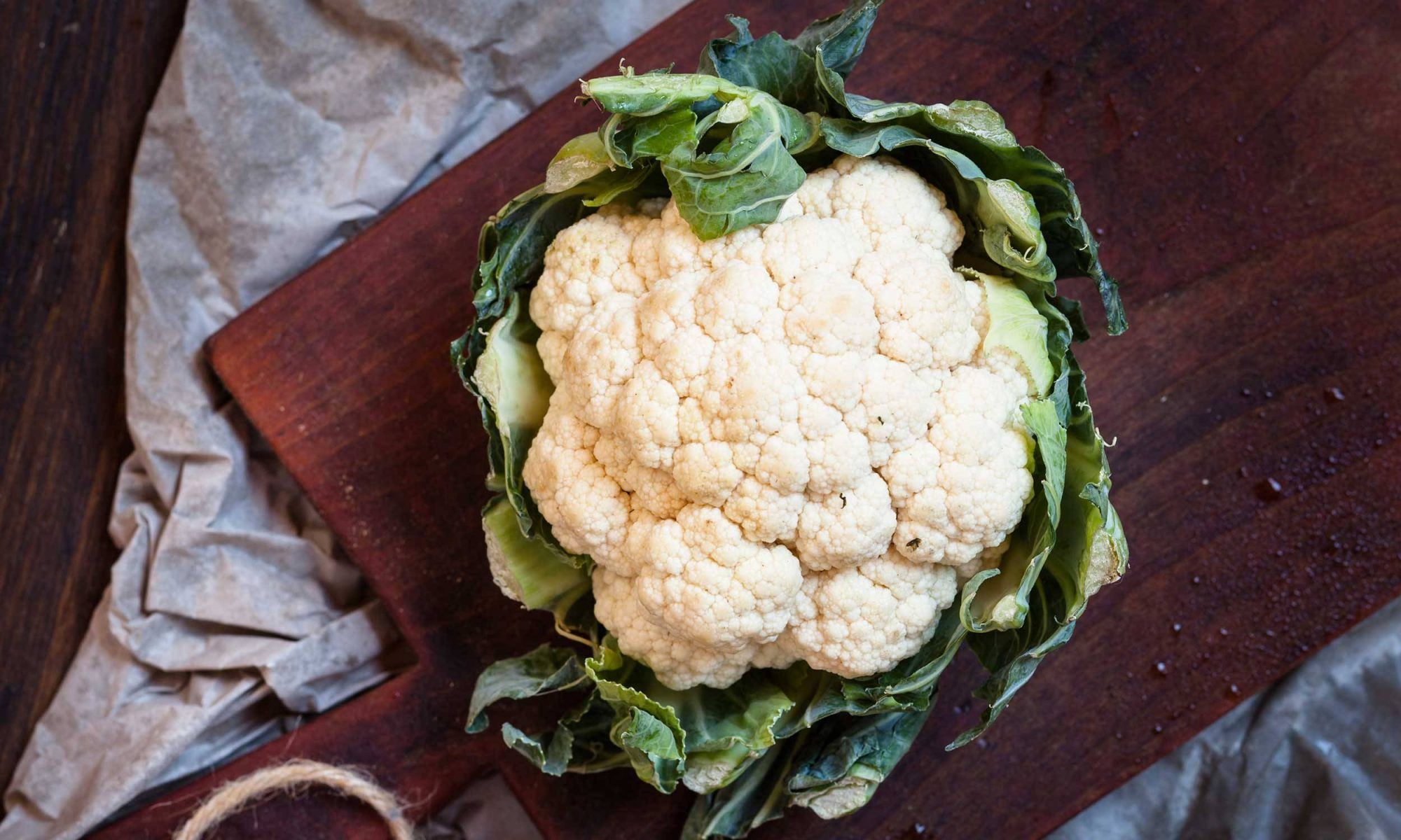 EC: How to Store Cauliflower So It Doesn't Turn Brown