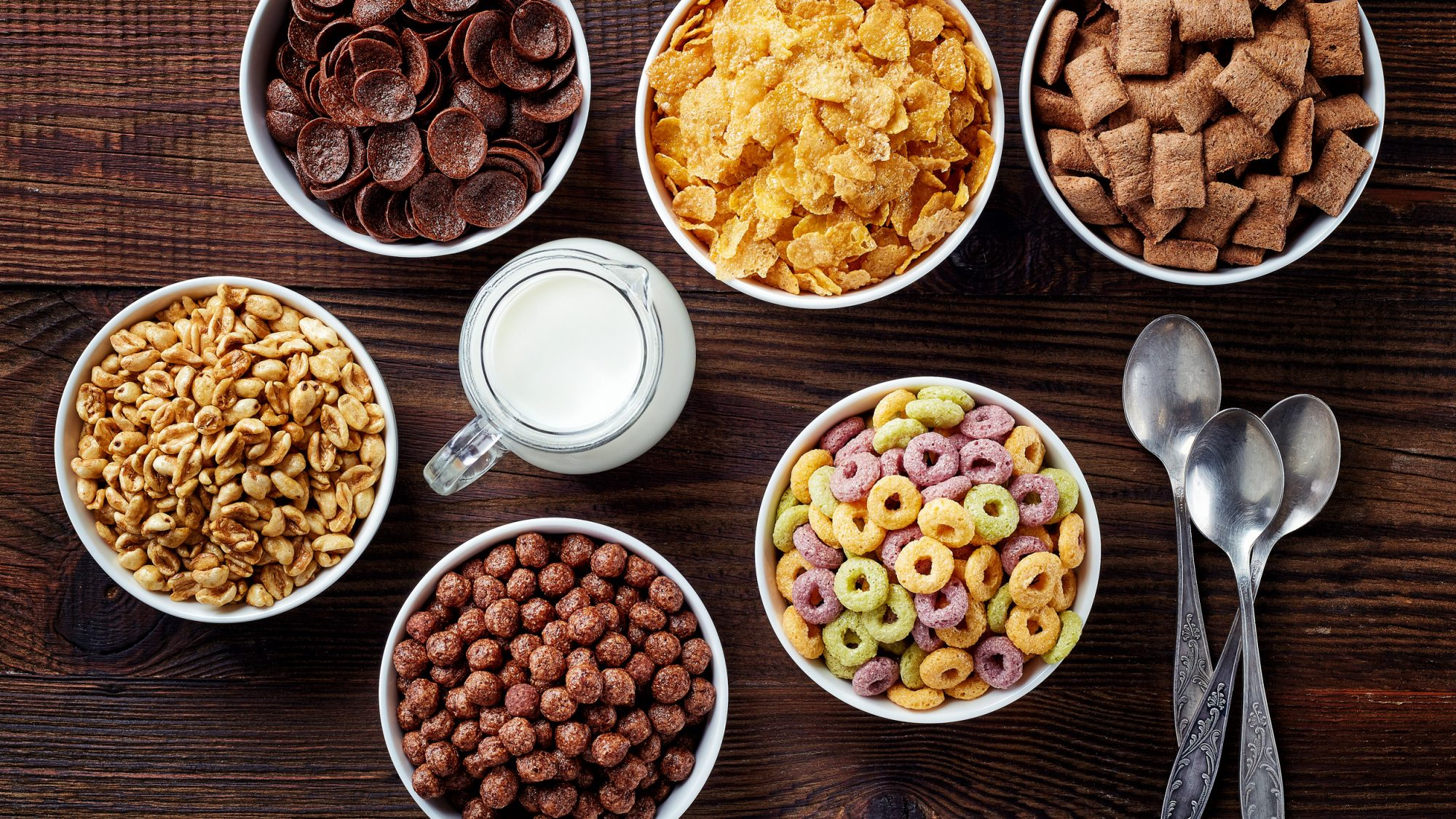 Cereal Recipes
