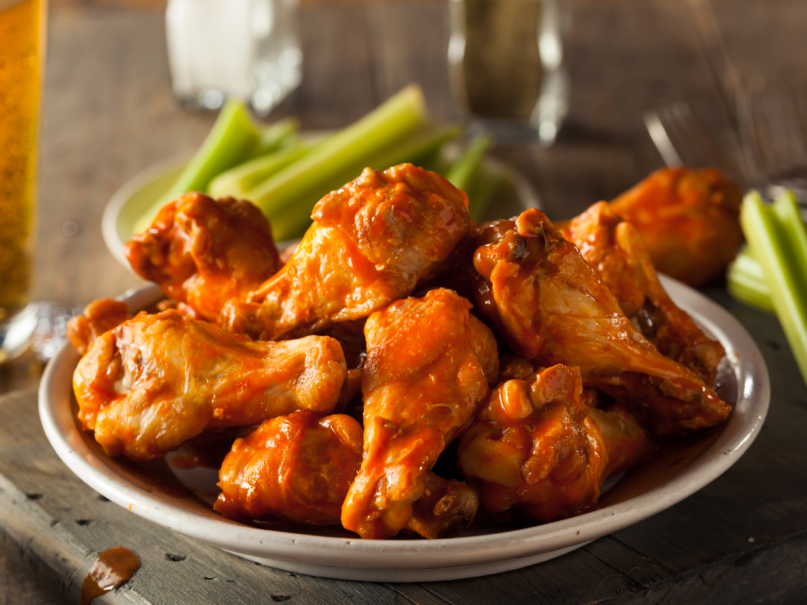 National Chicken Wing Day 2019: Where to Find Deals and Free Buffalo Wings