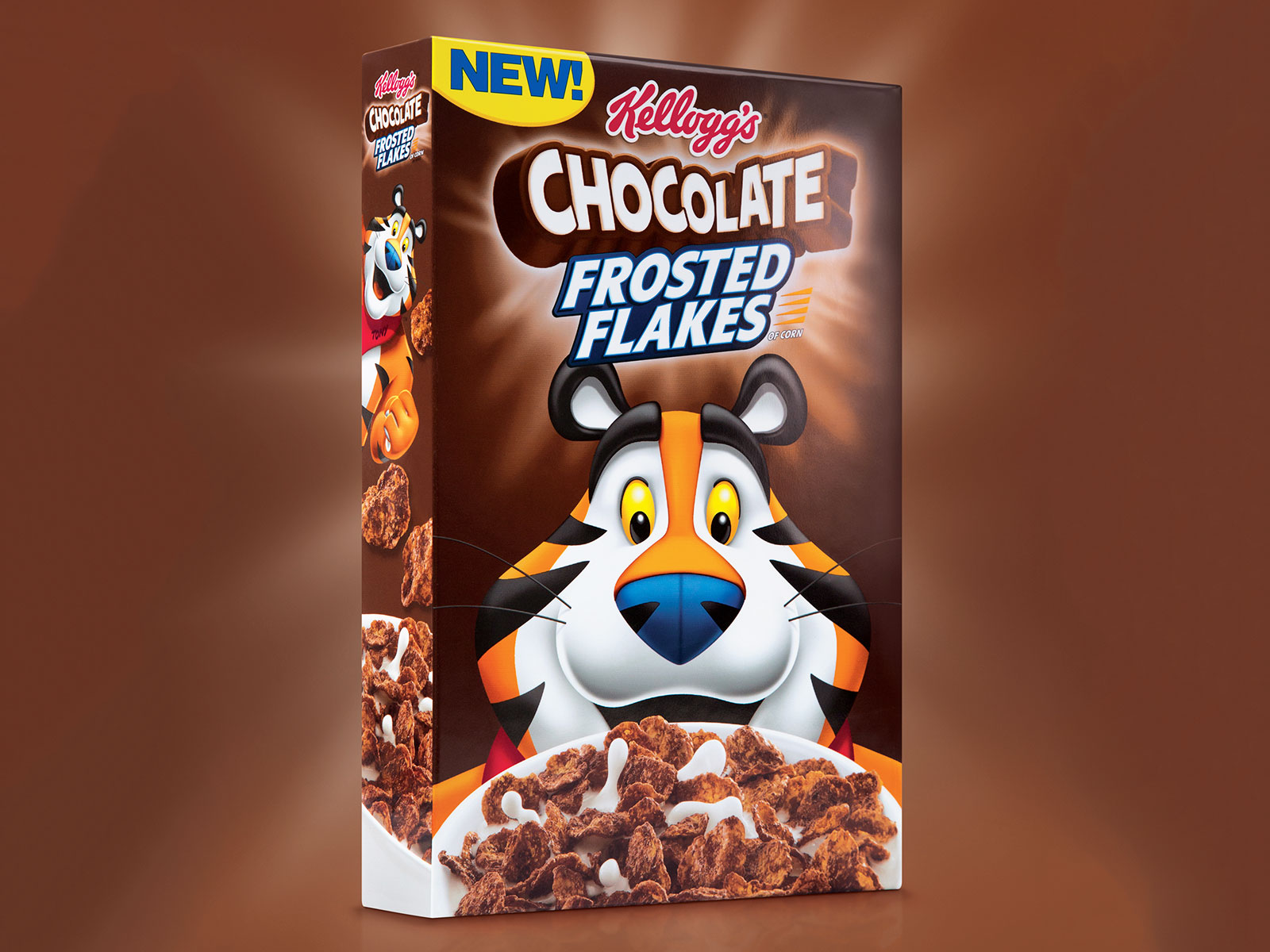 EC: Kellogg's Is Making Chocolate Frosted Flakes