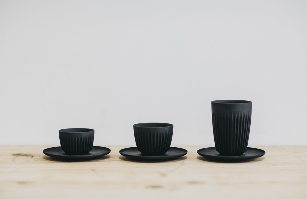EC: These Coffee Mugs Are Made Out of Coffee