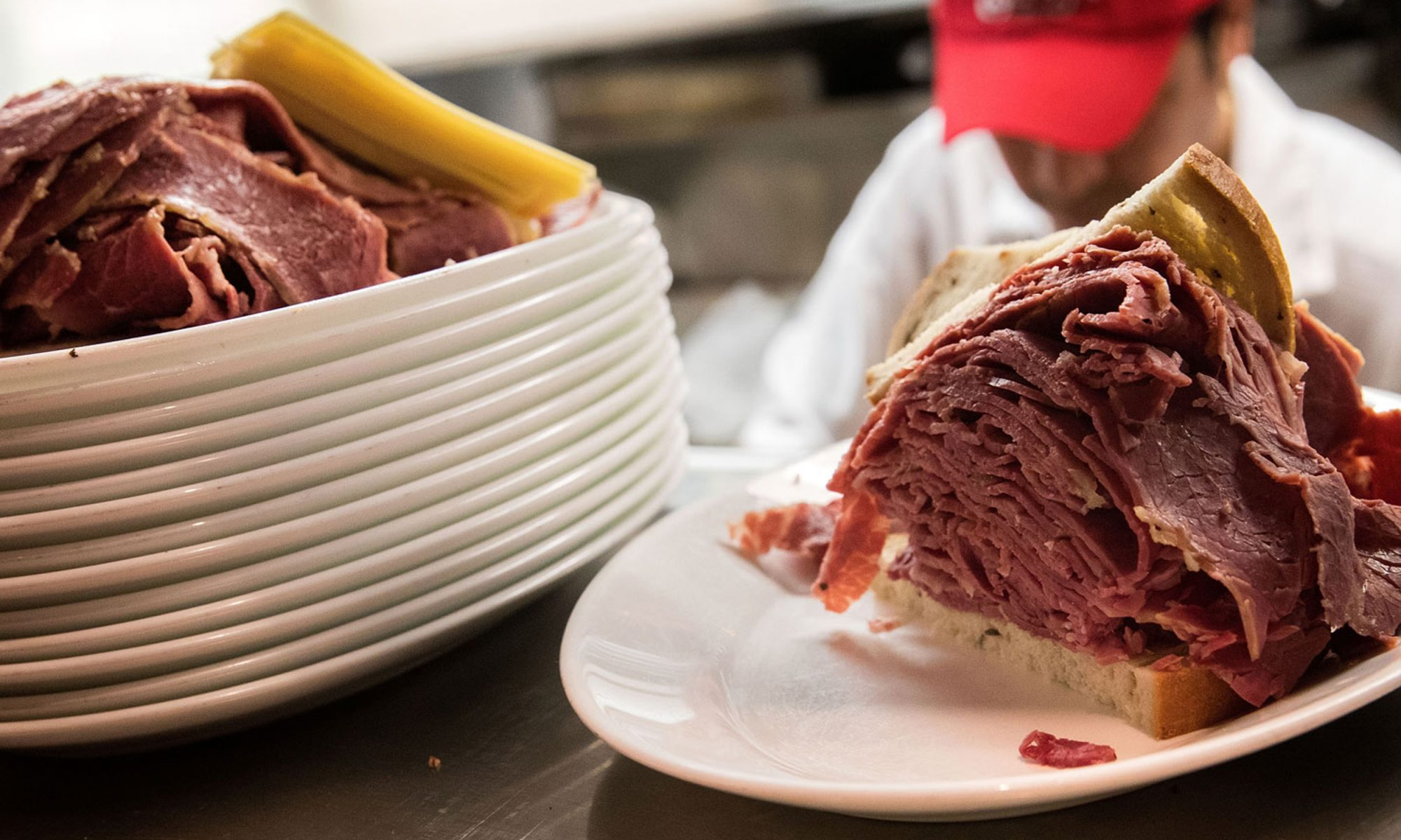 EC: What Is the Difference Between Corned Beef, Pastrami, and Montreal Smoked Meat?