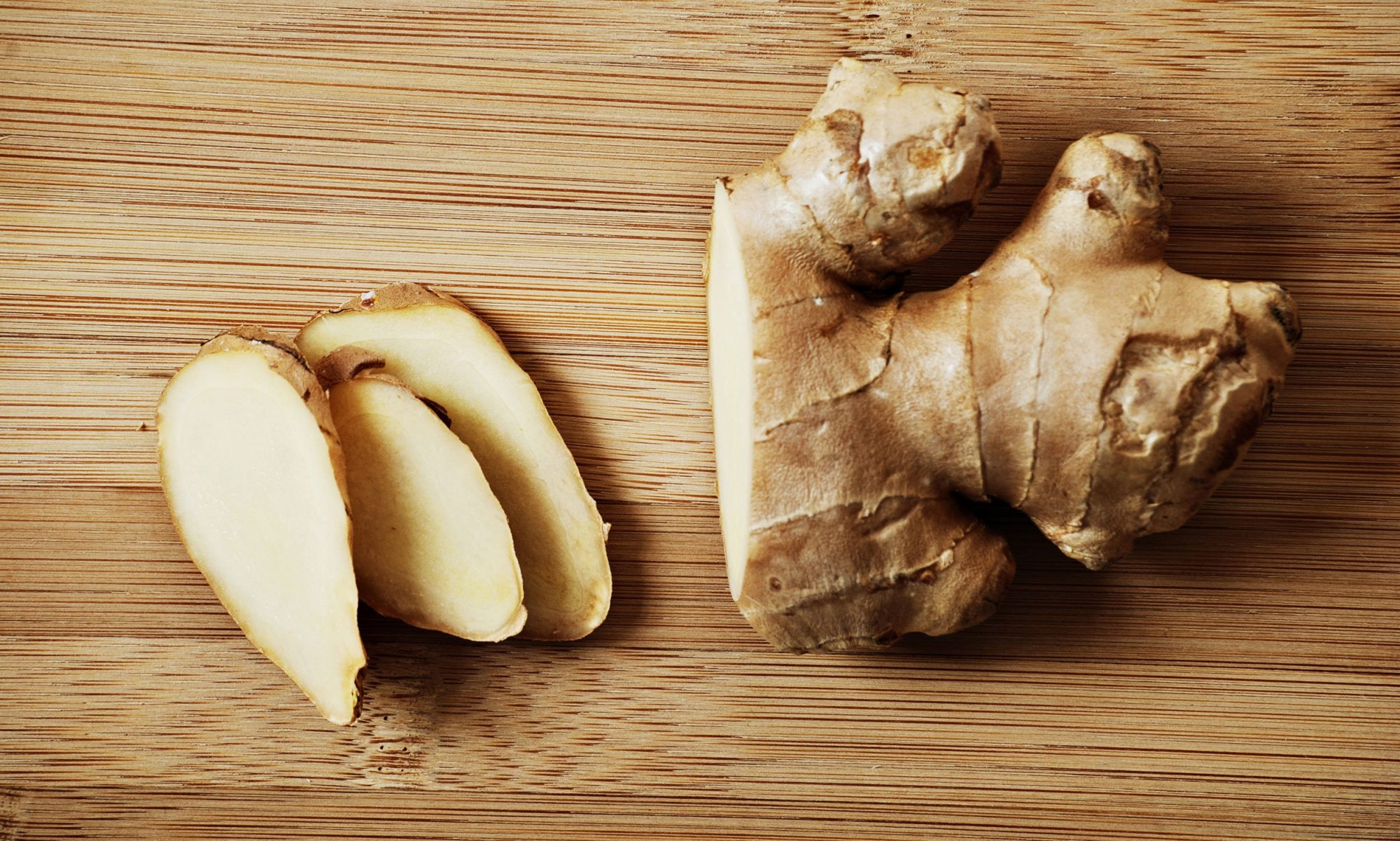EC: How to Store Fresh Ginger