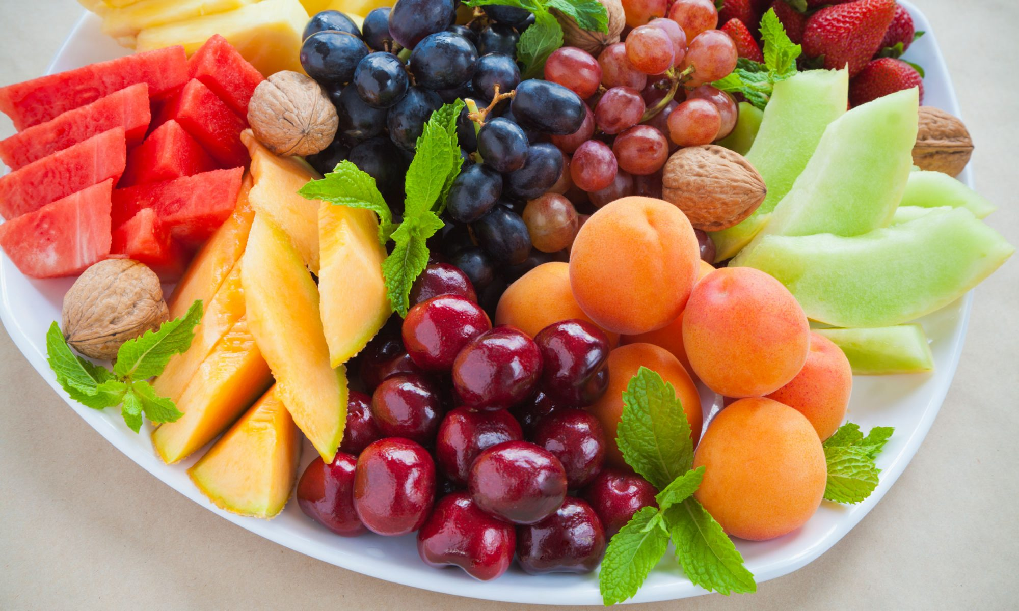 EC: You Should Eat a Whole Fruit Platter By Yourself