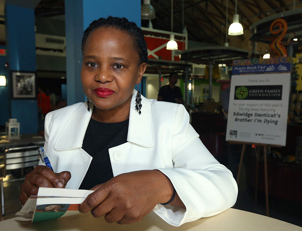 EC: How Edwidge Danticat Does Breakfast