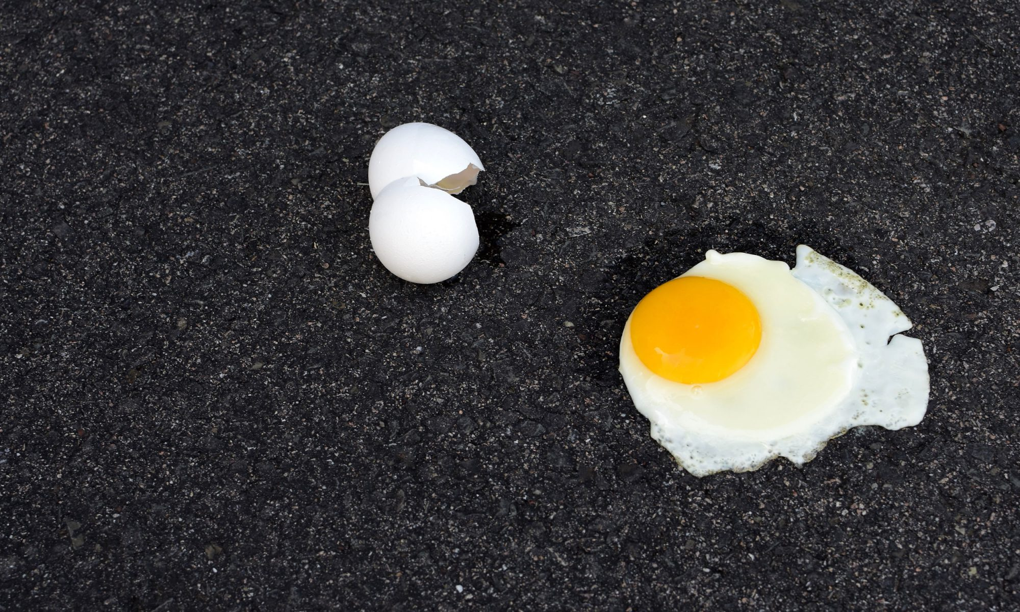EC: How to Fry Eggs on the Sidewalk