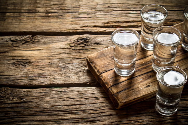 A California distillery is making vodka out of food waste