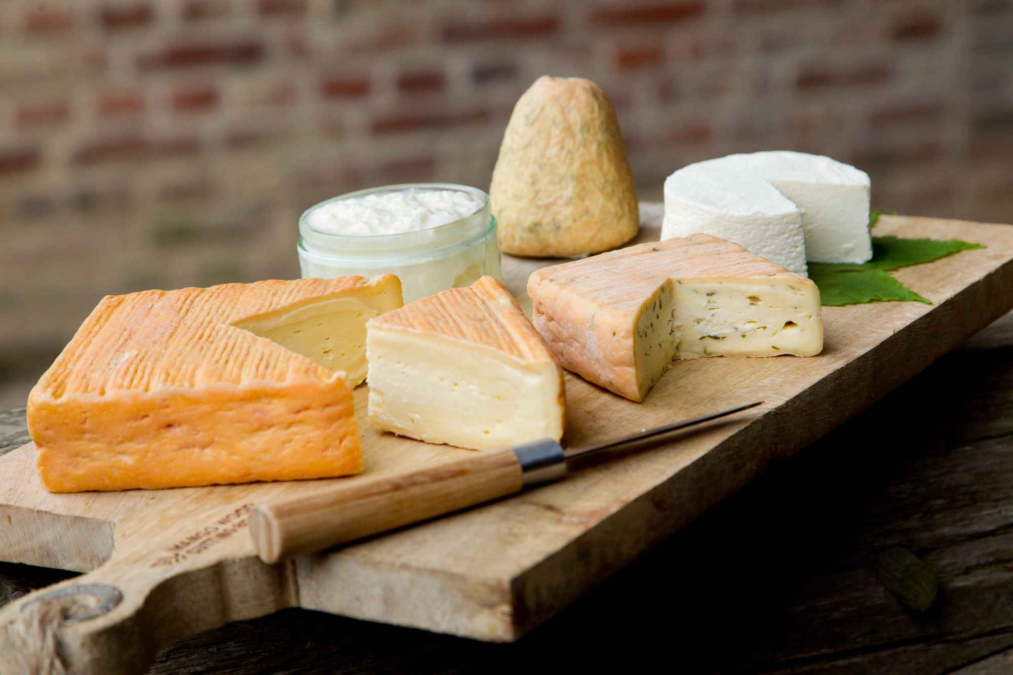 5 Unexpected Foods to Serve with Cheese