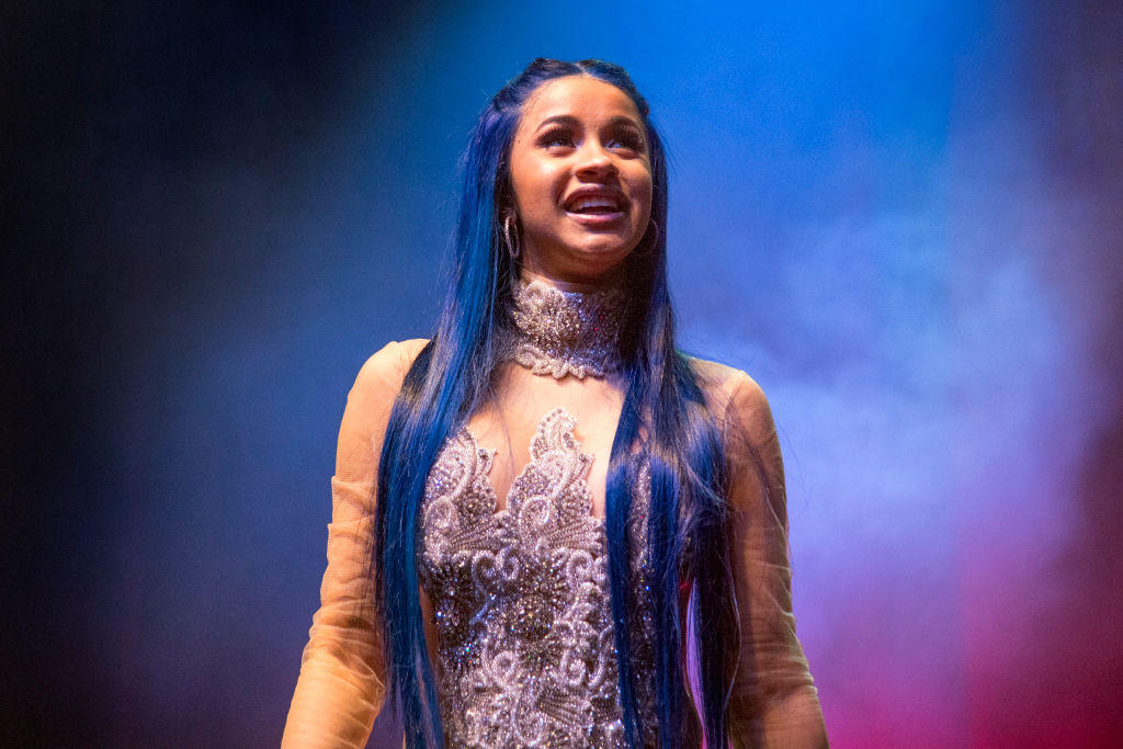 EC: Cardi B Wants Credit for the Frosted Flakes Lucky Charms Mashup