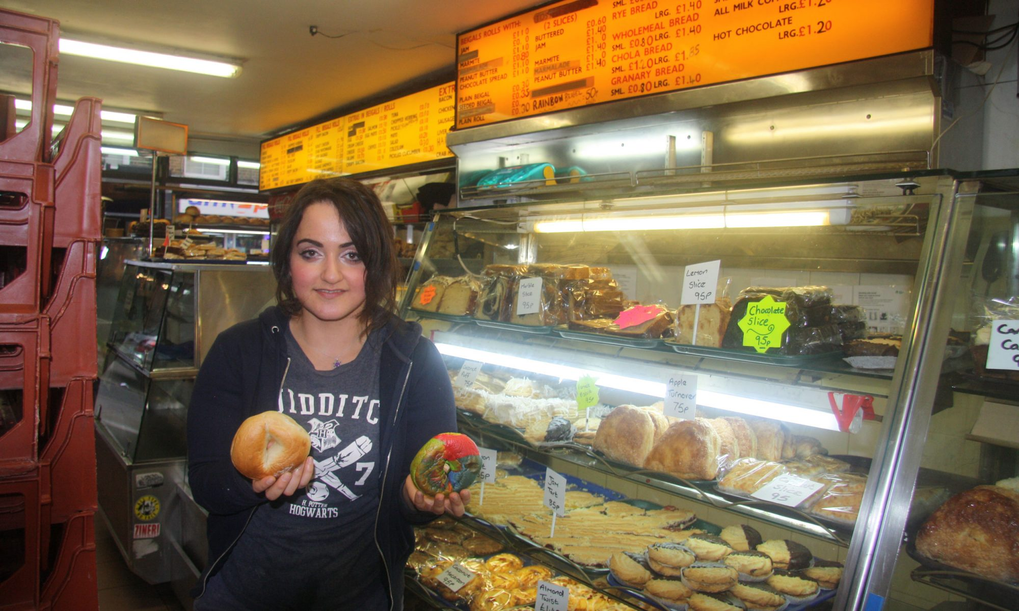 EC: The Two Best Bagel Shops in London Are on the Same Street