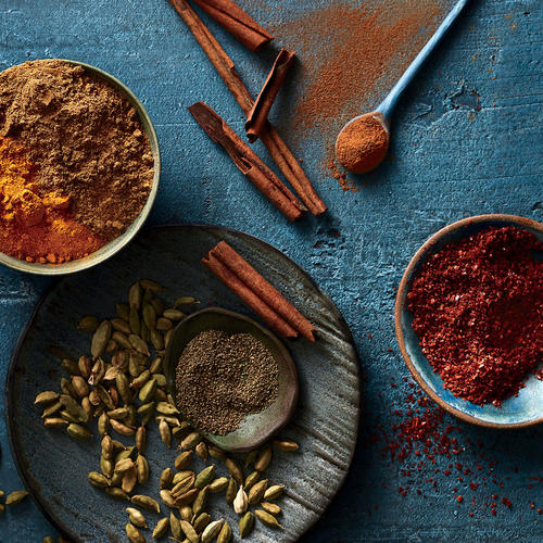Healthy Spices