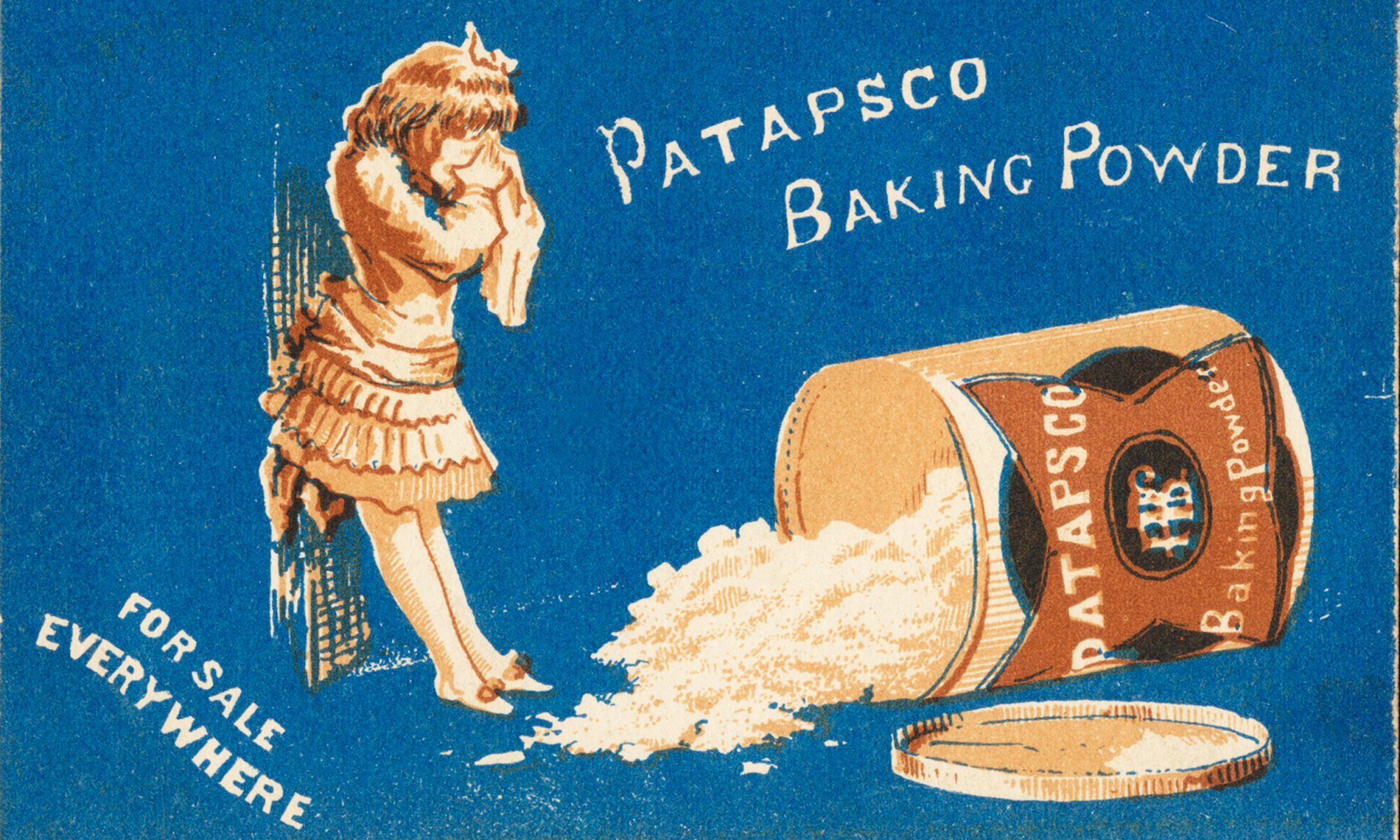 EC: The Wild and Crazy History of Baking Powder