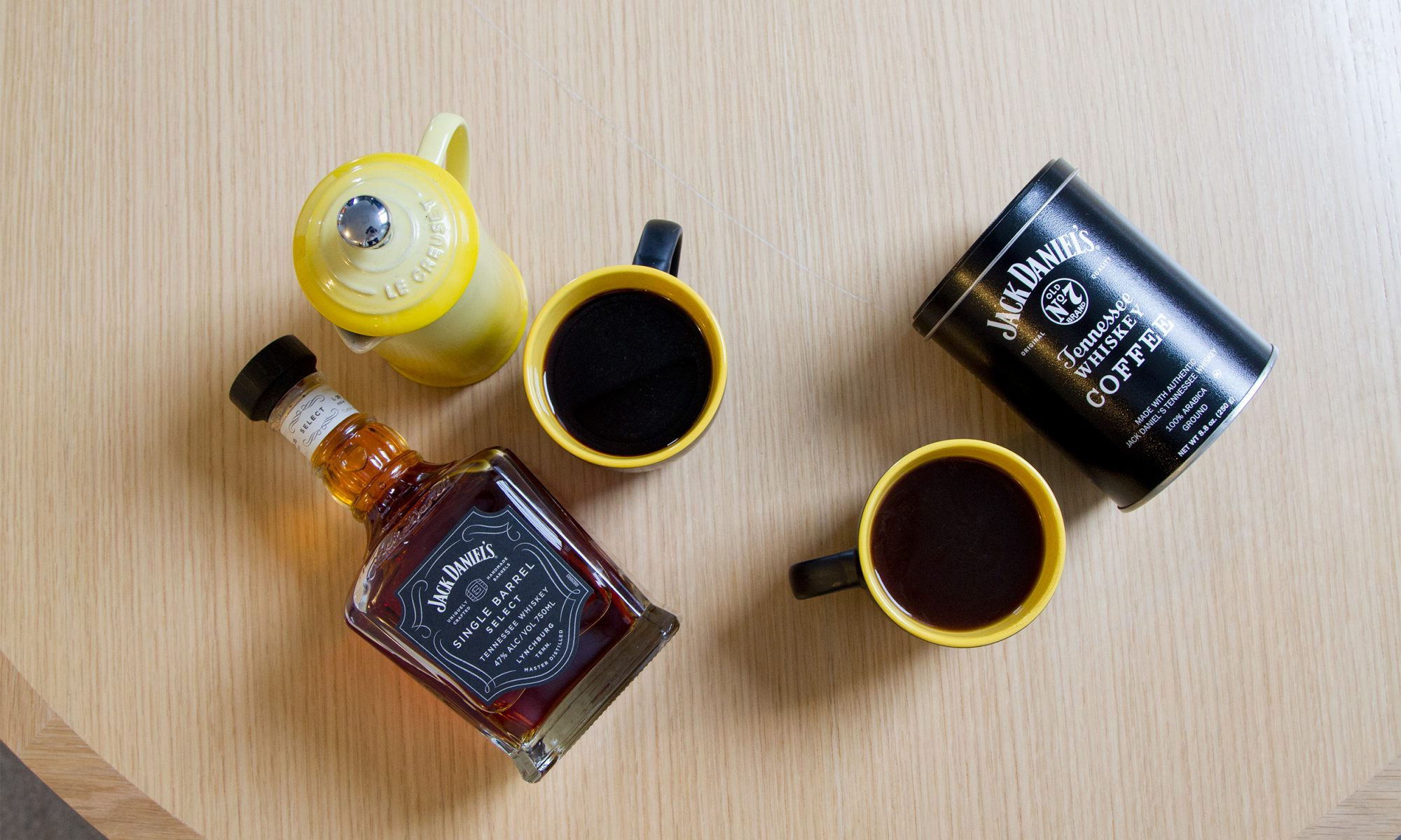 EC: Jack Daniel's Whiskey Coffee Is Better Than Plain Old Whiskey and Coffee