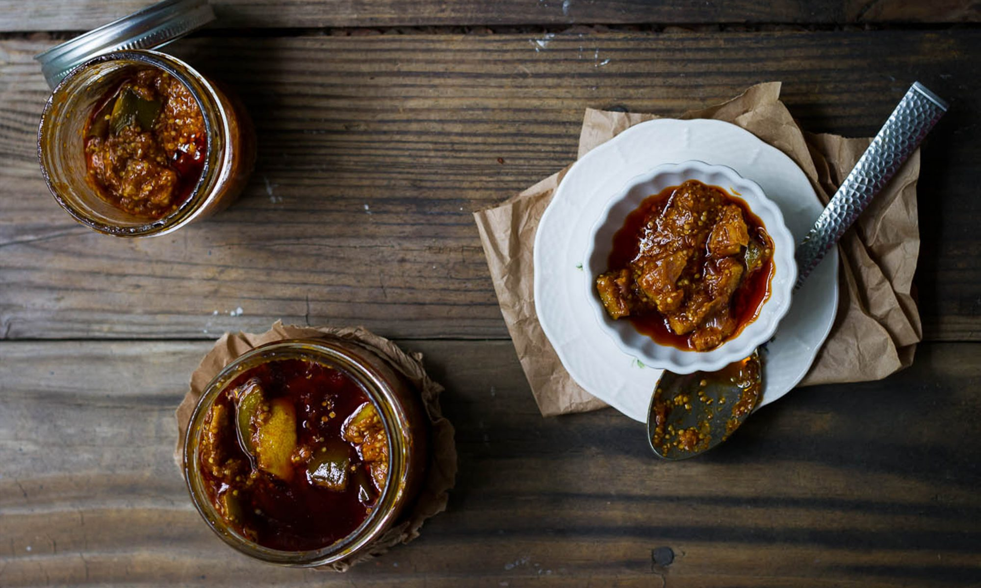 EC: How to Make Lime Pickle