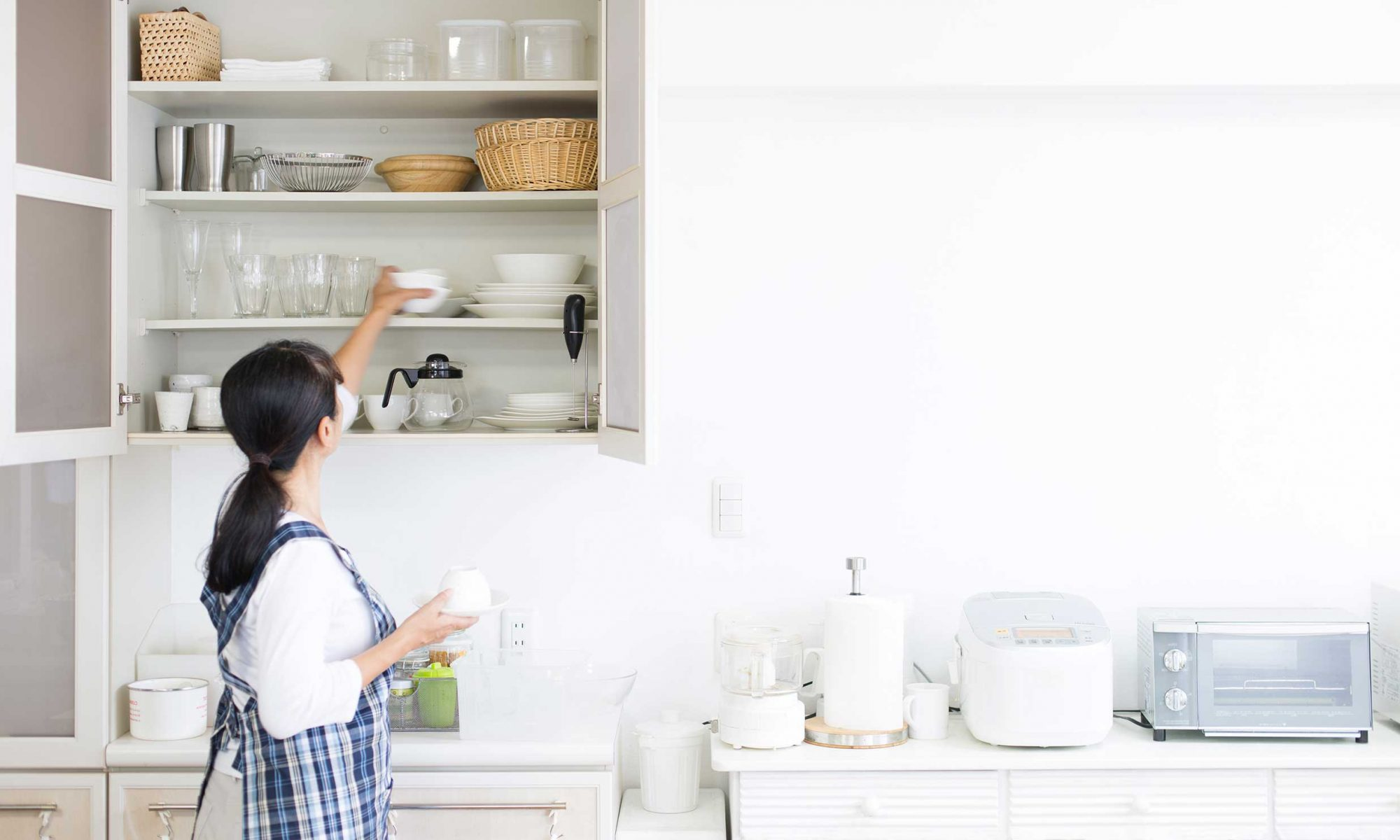 EC: Organize Your Entire Kitchen with These 8 Cheap Tools