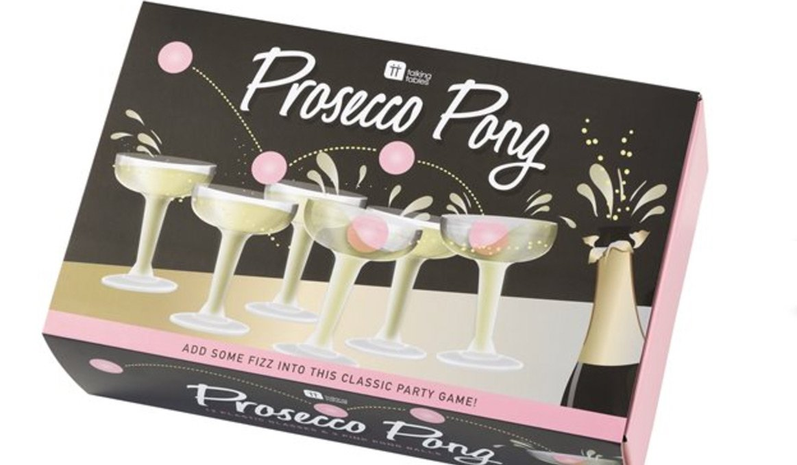 EC: Prosecco Pong Is the New Beer Pong