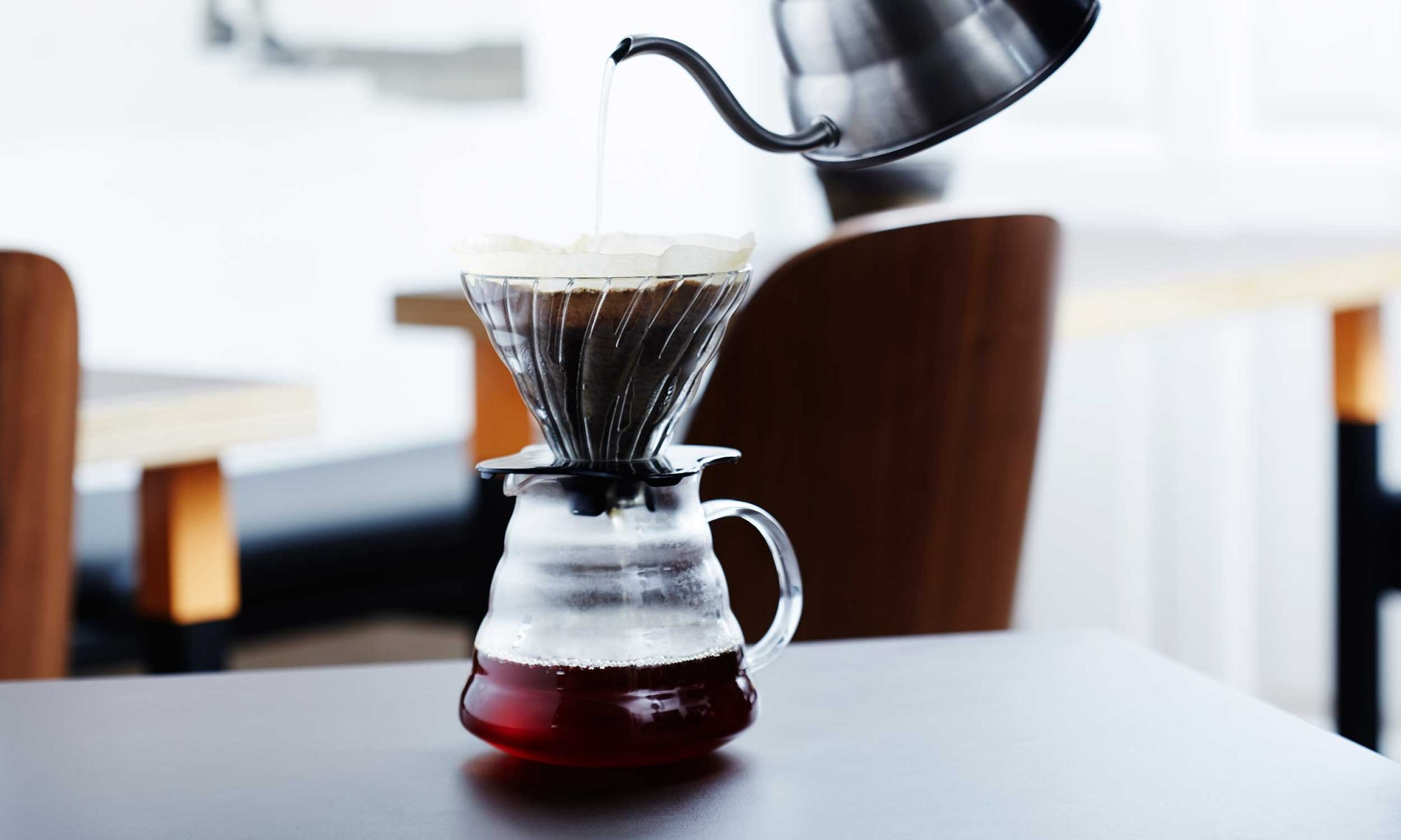 EC: A Beginner's Guide to Making Pour-Over Coffee at Home