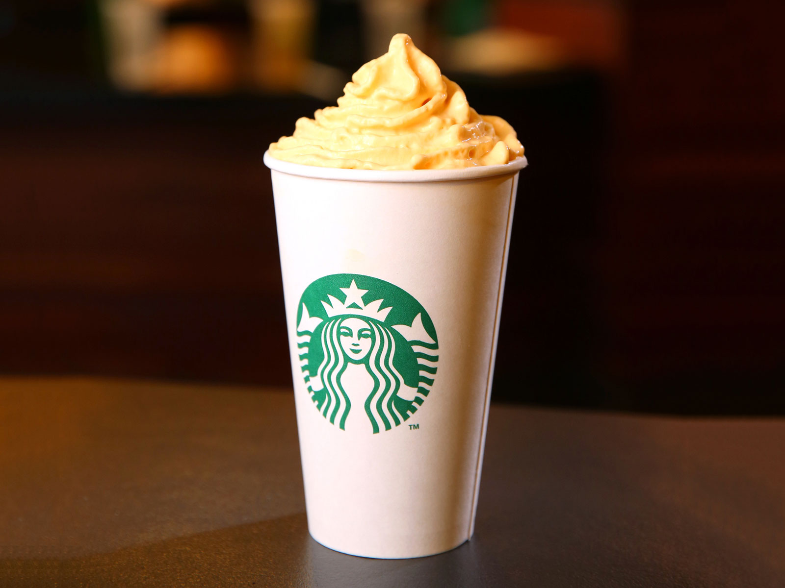 EC: Starbucks Will Put Pumpkin Spice Whipped Cream on Your Pumpkin Spice Latte for a Limited Time