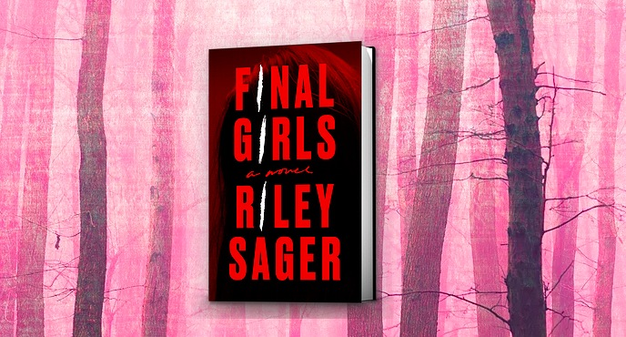 EC: How Thriller Writer Riley Sager Does Breakfast