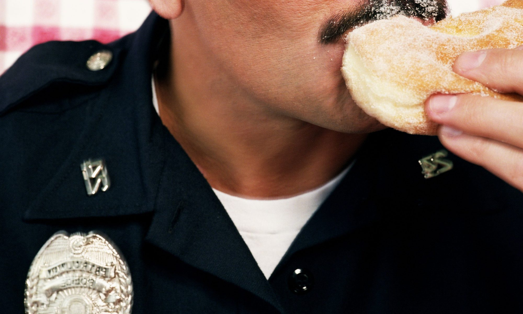 EC: Why Do Cops Love Doughnuts So Much?