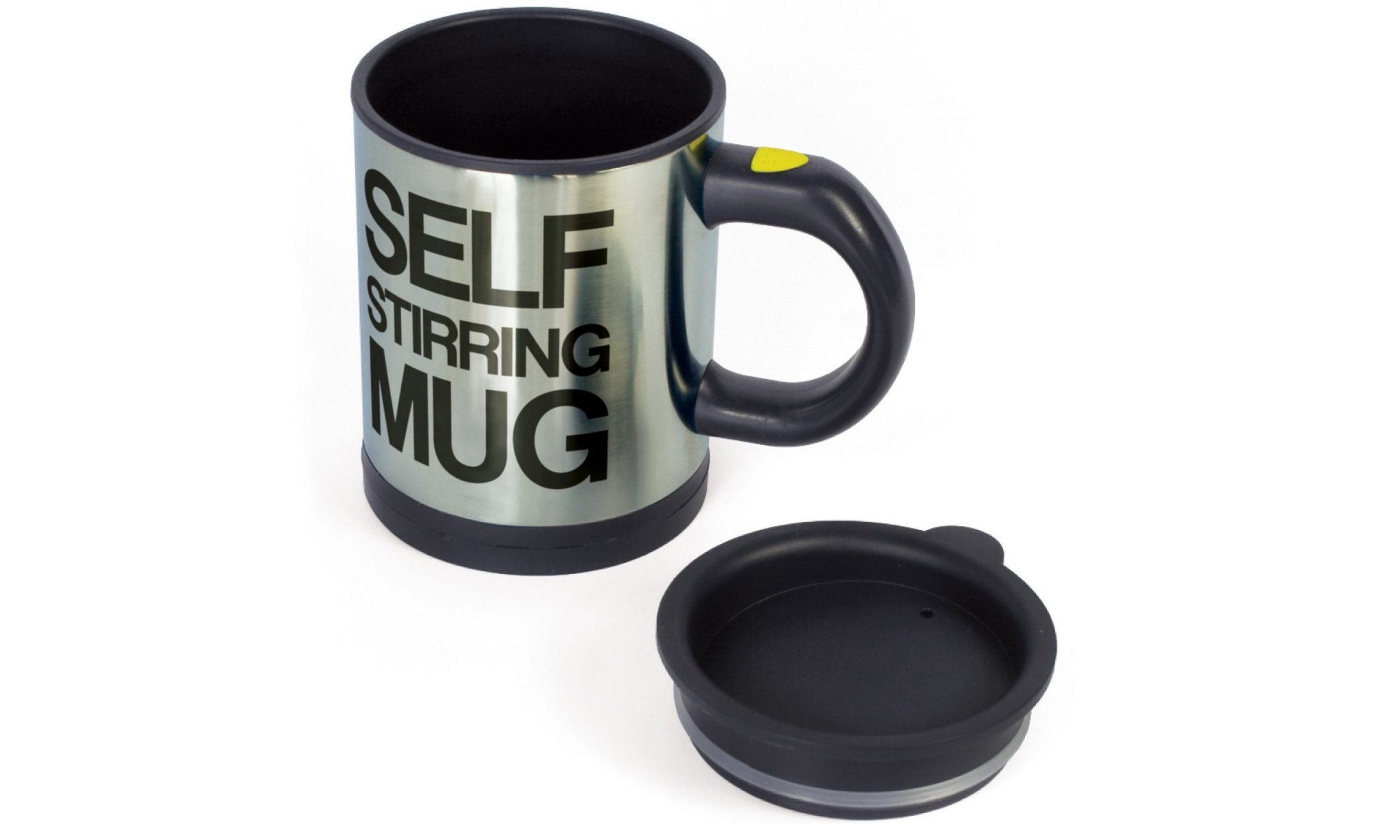 EC: A Self-Stirring Mug Is the Gift You Buy Your Lazy Self