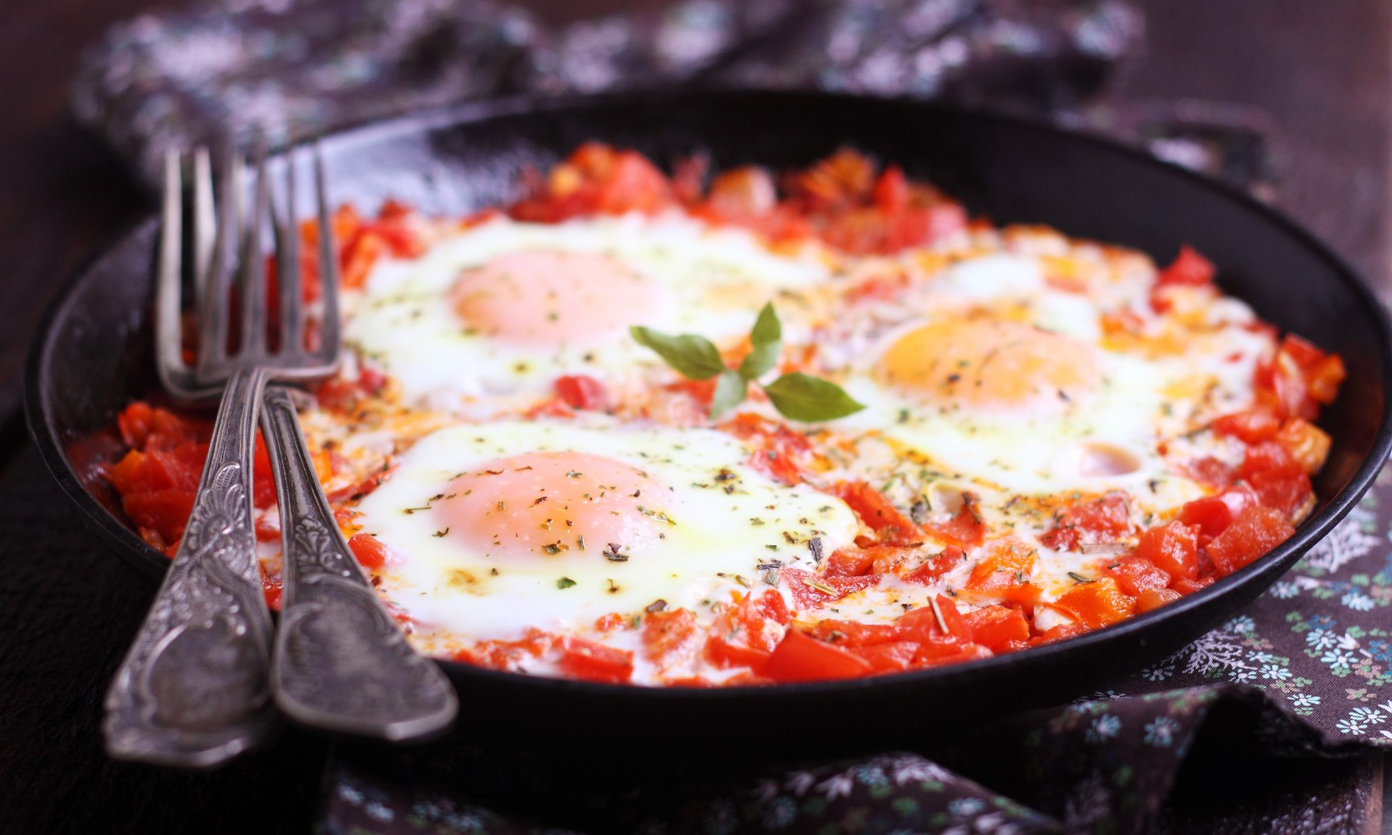 EC: How to Shake Up Your Shakshuka