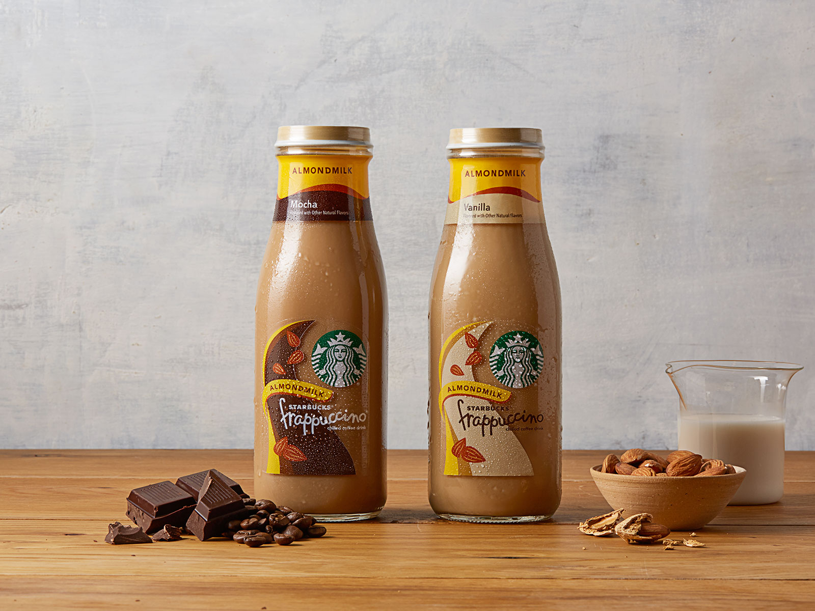 EC: Starbucks Is Launching Three New Bottled Coffee Drinks
