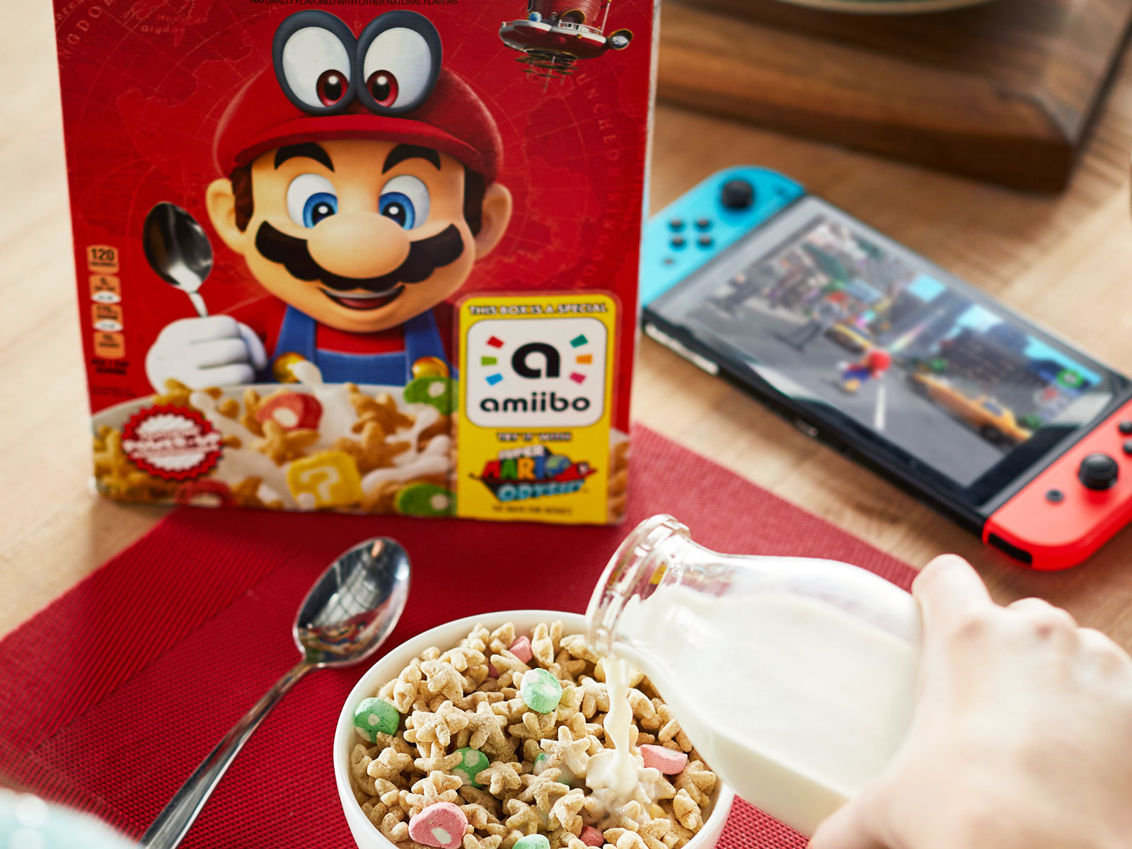 EC: Super Mario Cereal Is Finally Here to Take Your Breakfast to the Next Level