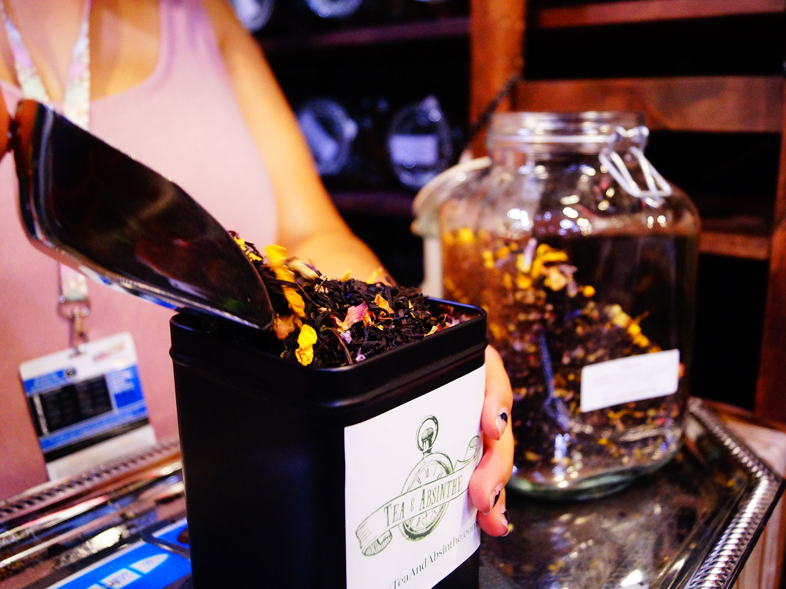 EC: This Tea Maker's Blends Are Inspired by Harry Potter and Star Trek