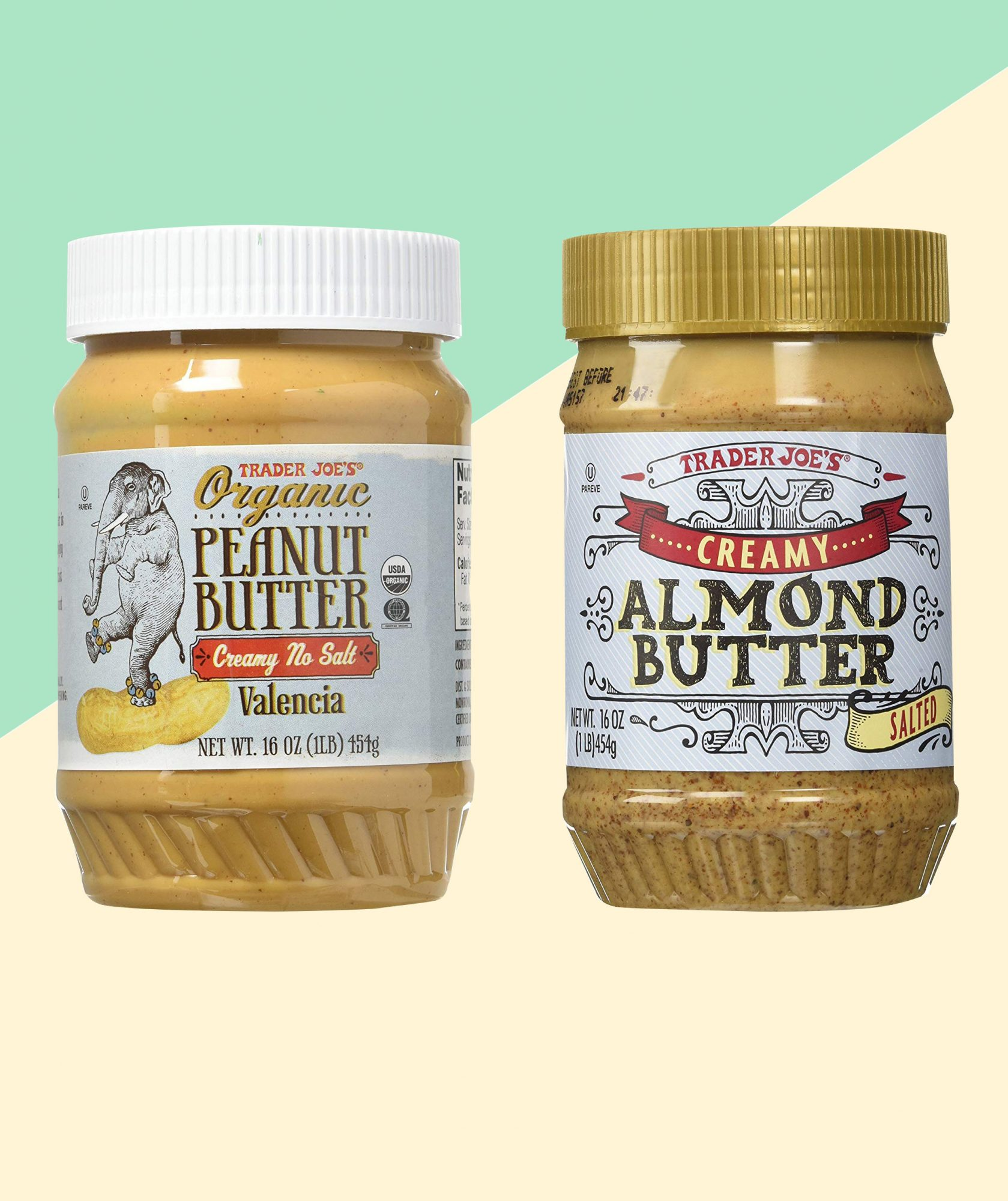 A Definitive Ranking of All the Nut Butters Available at Trader Joe's—and How to Use Them