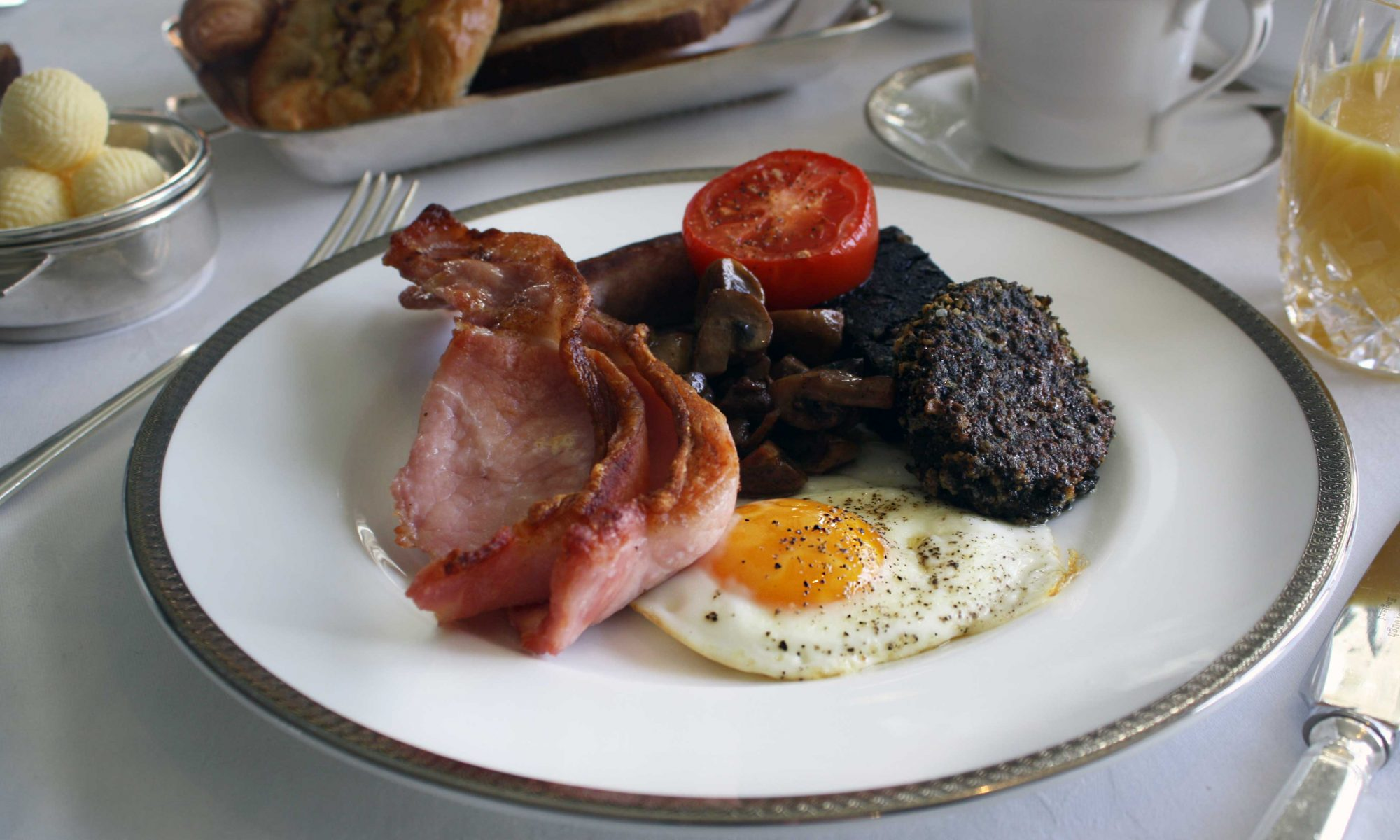 EC: What's the Difference Between a Welsh and an English Breakfast?
