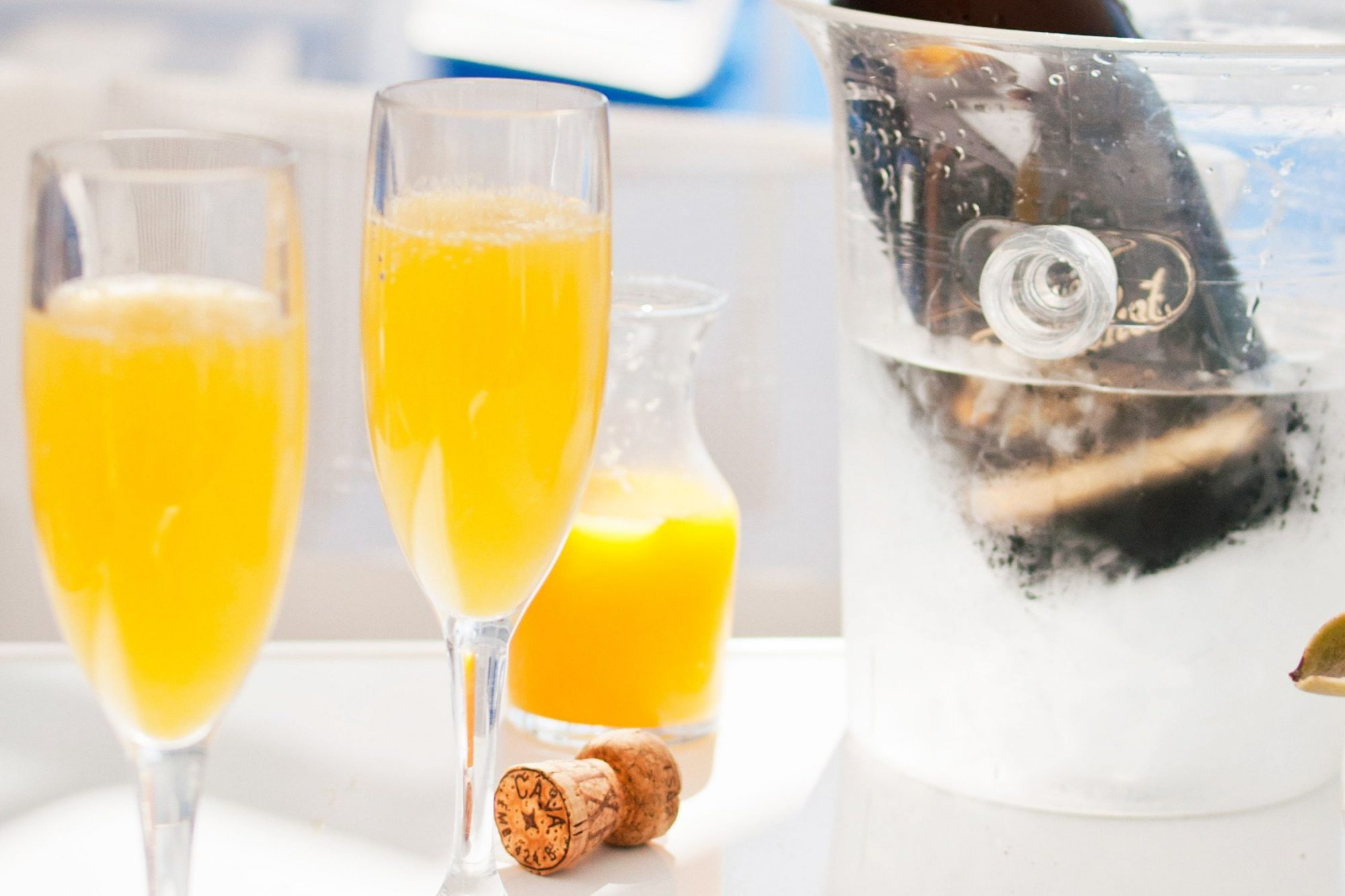 EC: What's the Best Champagne for a Mimosa?
