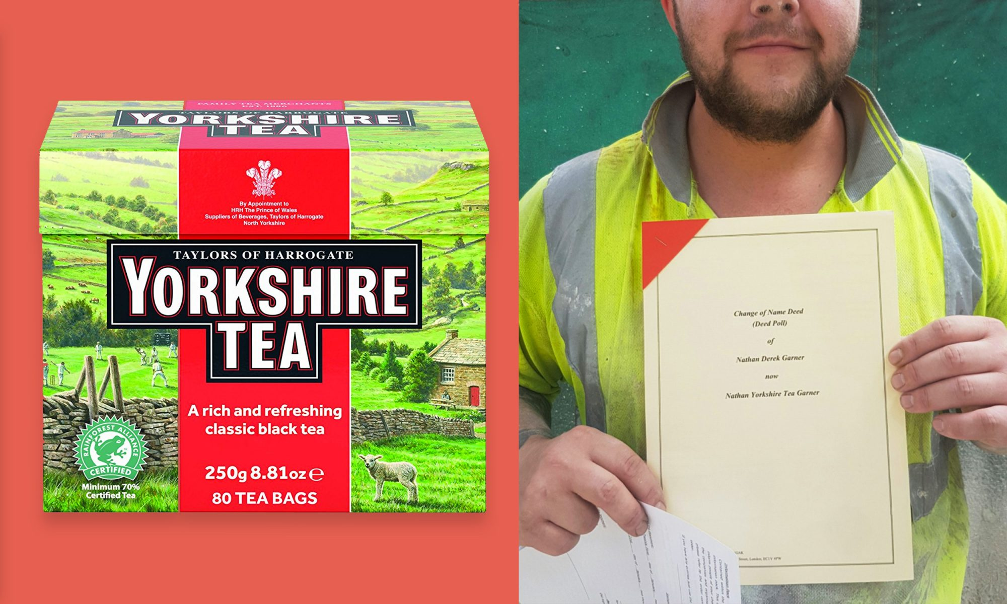EC: This Brit Loves Tea So Much, It's His New Middle Name