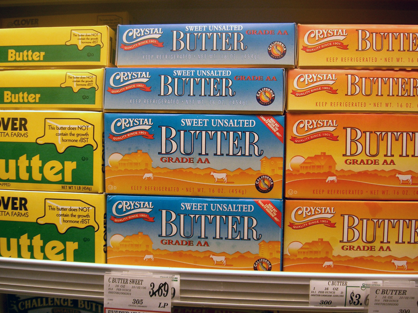 EC: The War on Butter Is Over, Butter Company Proclaims