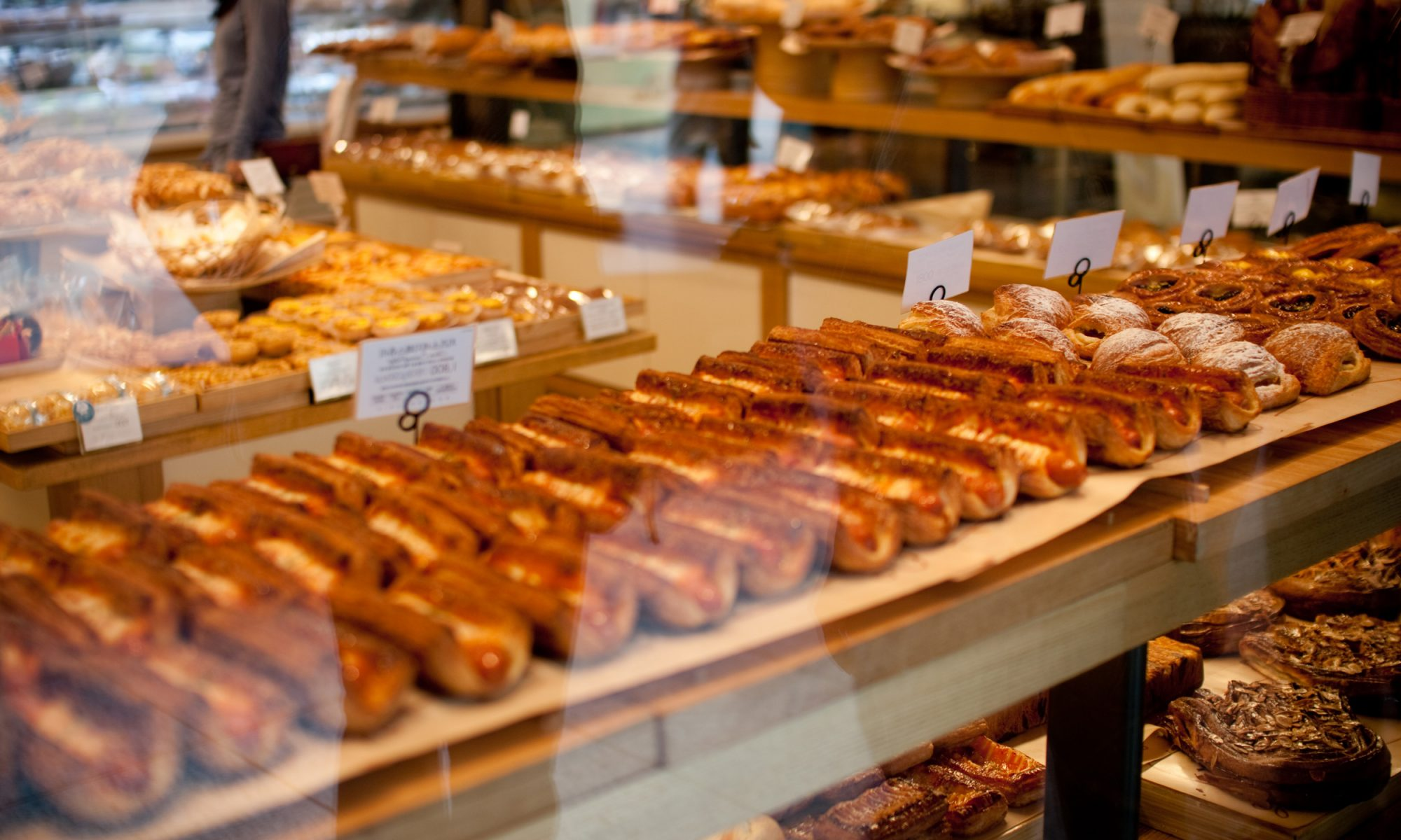 EC: At East Asian Bakeries, You'll Find Home in the Pastry Case