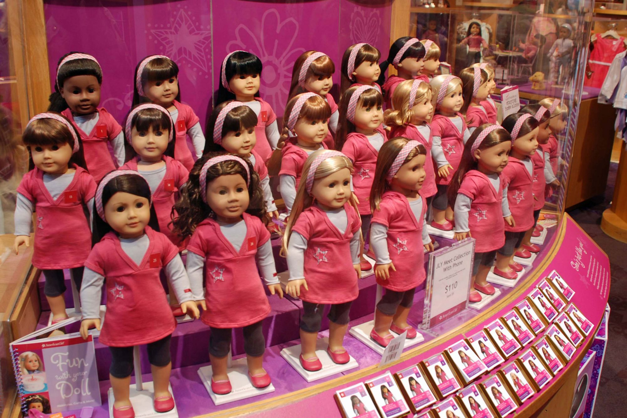 EC: A Grown-Ass Man Goes to Brunch at the American Girl Cafe