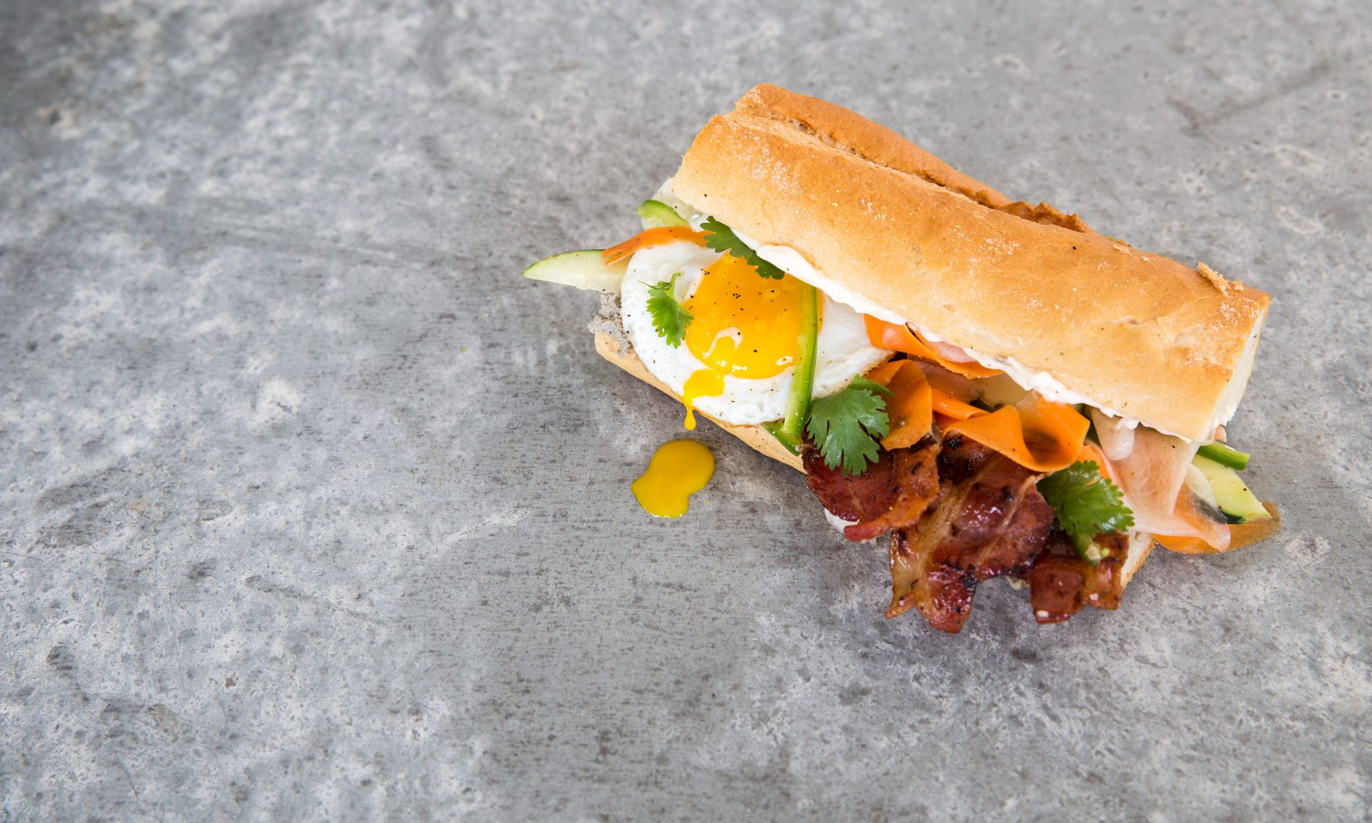 EC: This Breakfast Bánh Mì Starts Your Day Off Spicy