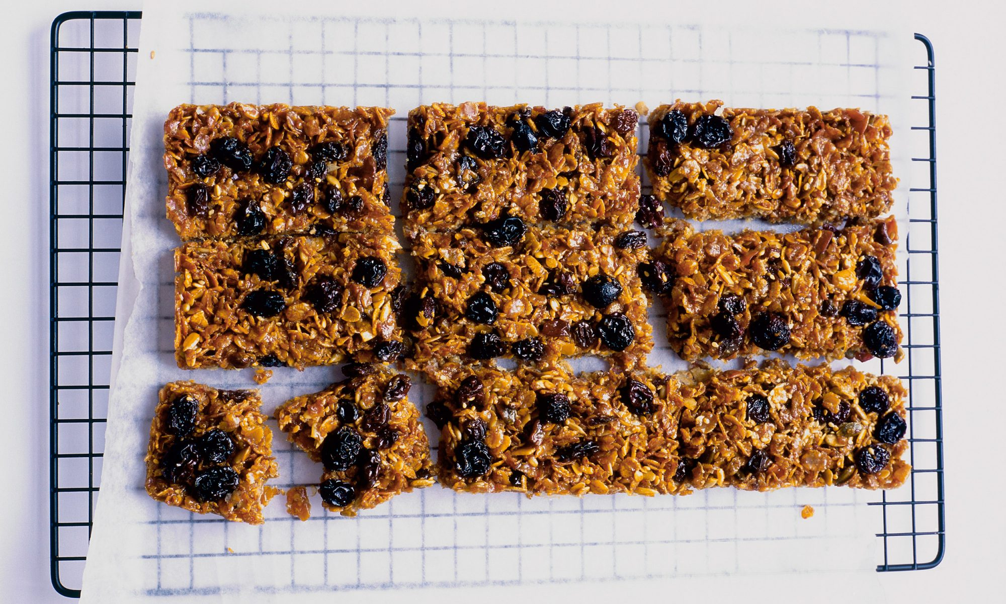 EC: What Is a British Flapjack?