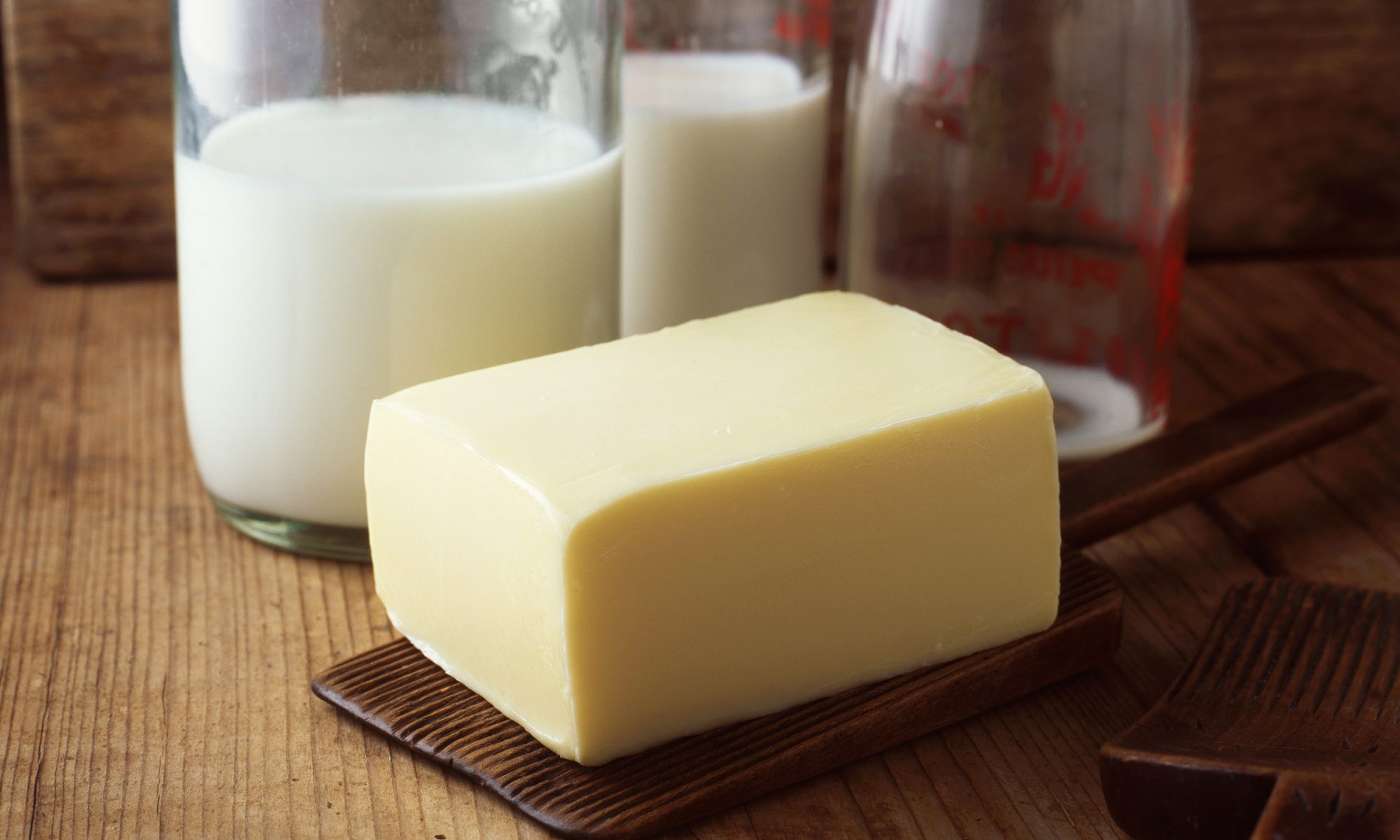 EC: Why Is Butter Yellow?