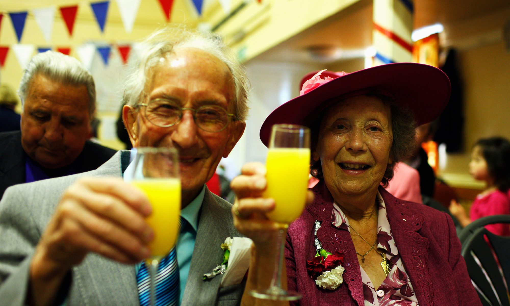 EC: Why Wedding Breakfasts Are Big in the UK