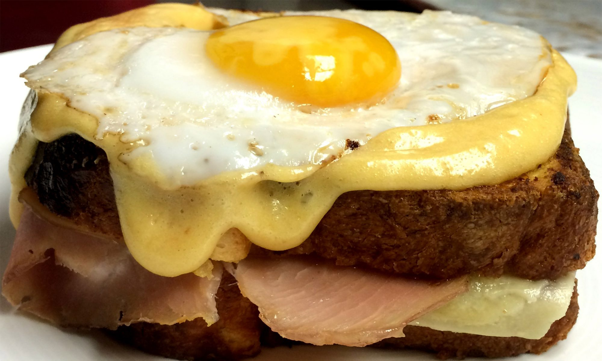 Swoon Over This Easy Croque-Monsieur French Toast Recipe