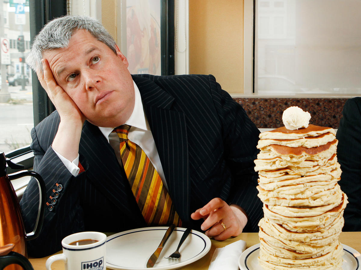 "EC: How Lemony Snicket Does Breakfast: ""I Like Strong Coffee and Terrible Food"""
